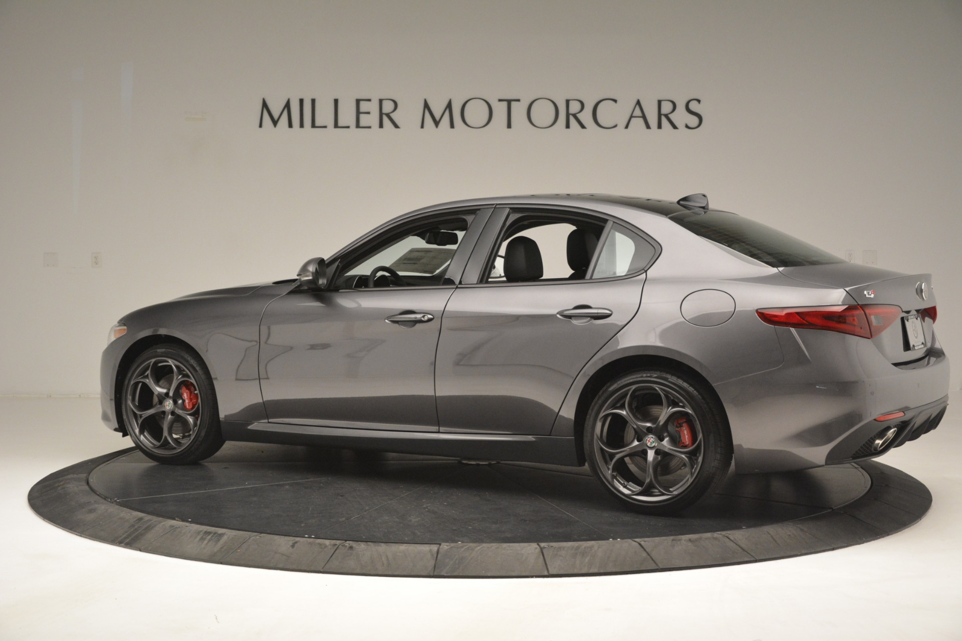 New 2019 Alfa Romeo Giulia Ti Sport Q4 For Sale In Greenwich, CT 2837_p4