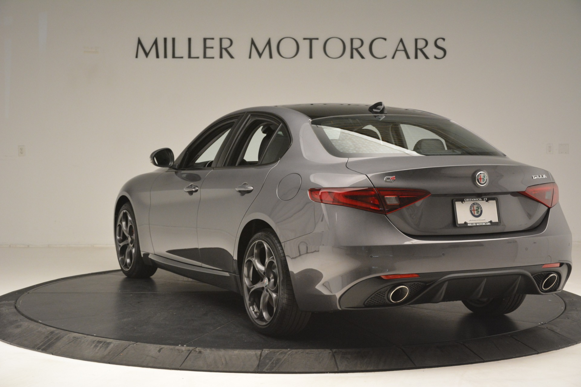 New 2019 Alfa Romeo Giulia Ti Sport Q4 For Sale In Greenwich, CT 2837_p5