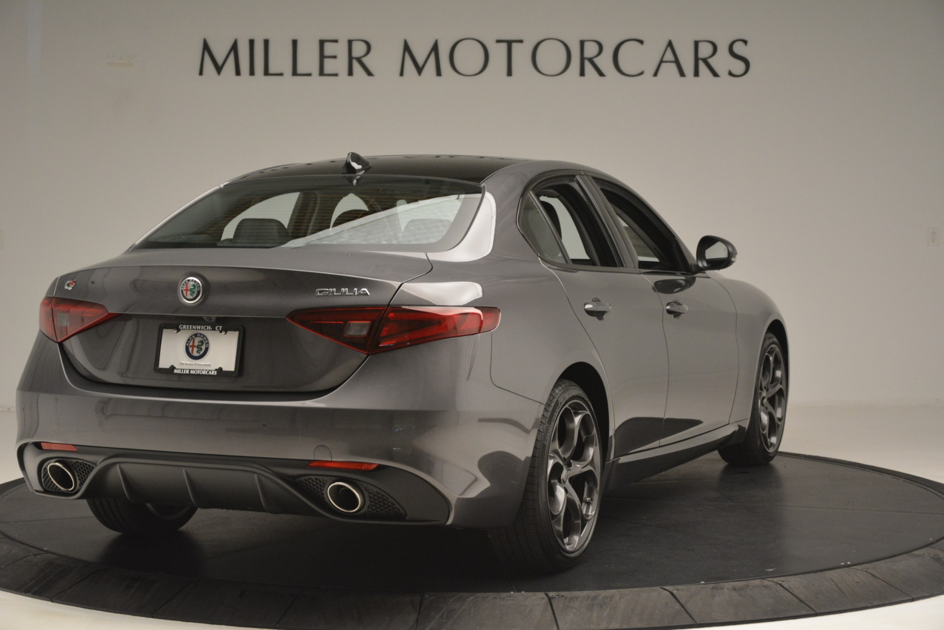 New 2019 Alfa Romeo Giulia Ti Sport Q4 For Sale In Greenwich, CT 2837_p7