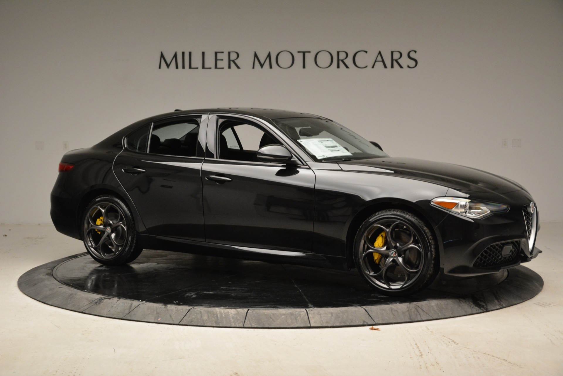 New 2019 Alfa Romeo Giulia Ti Sport Q4 For Sale In Greenwich, CT 2840_p10