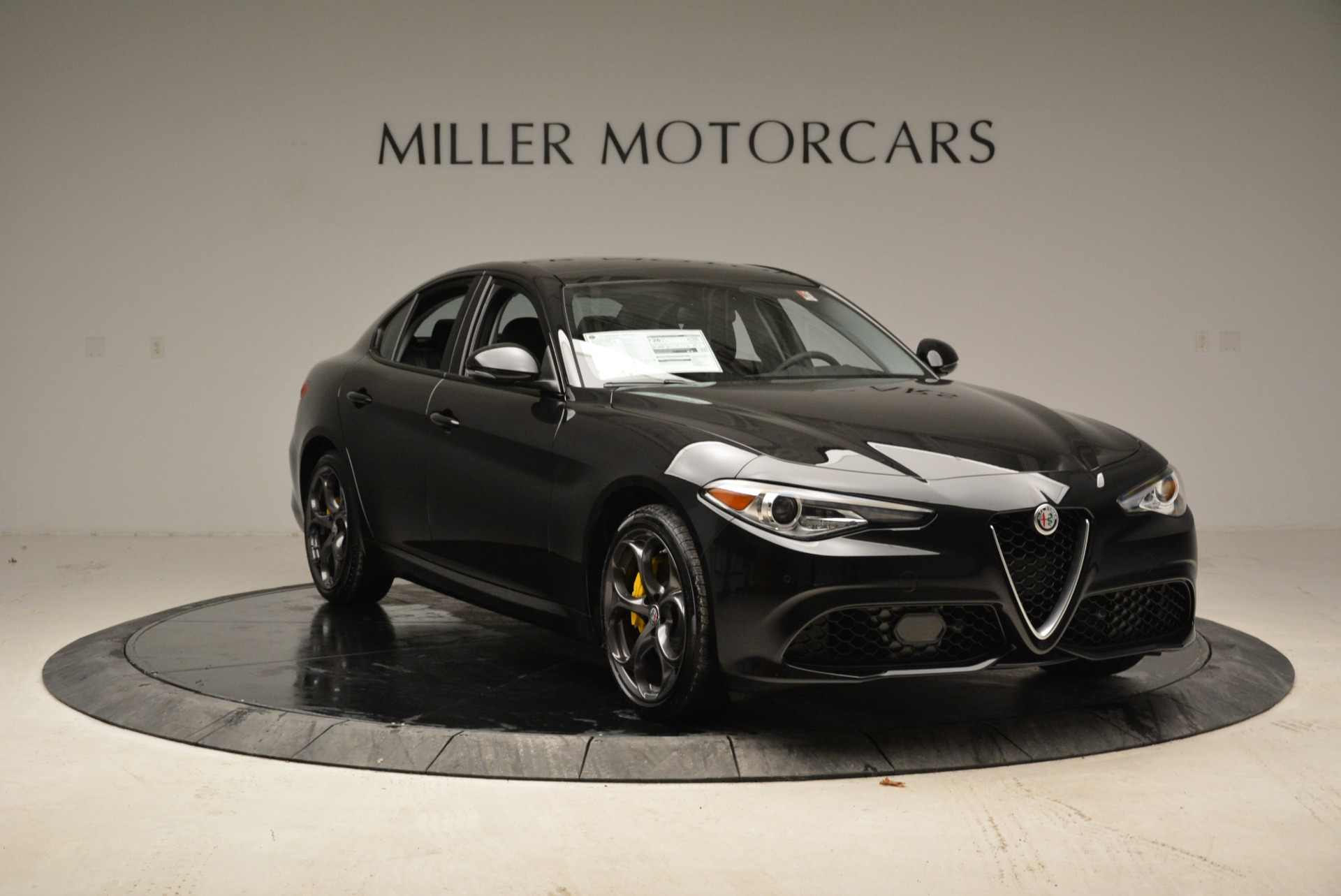 New 2019 Alfa Romeo Giulia Ti Sport Q4 For Sale In Greenwich, CT 2840_p11