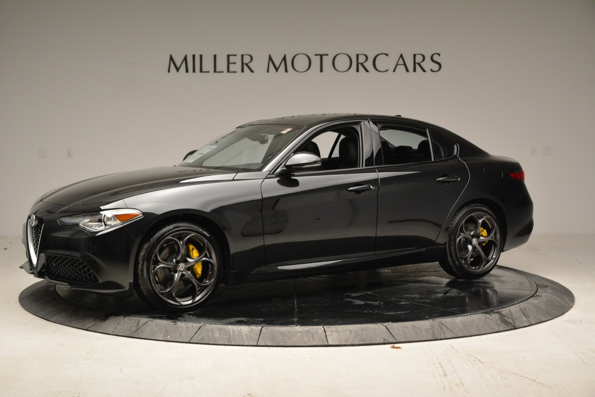 New 2019 Alfa Romeo Giulia Ti Sport Q4 For Sale In Greenwich, CT 2840_p2