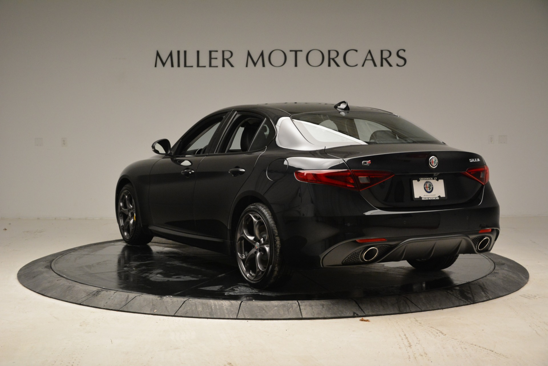 New 2019 Alfa Romeo Giulia Ti Sport Q4 For Sale In Greenwich, CT 2840_p5