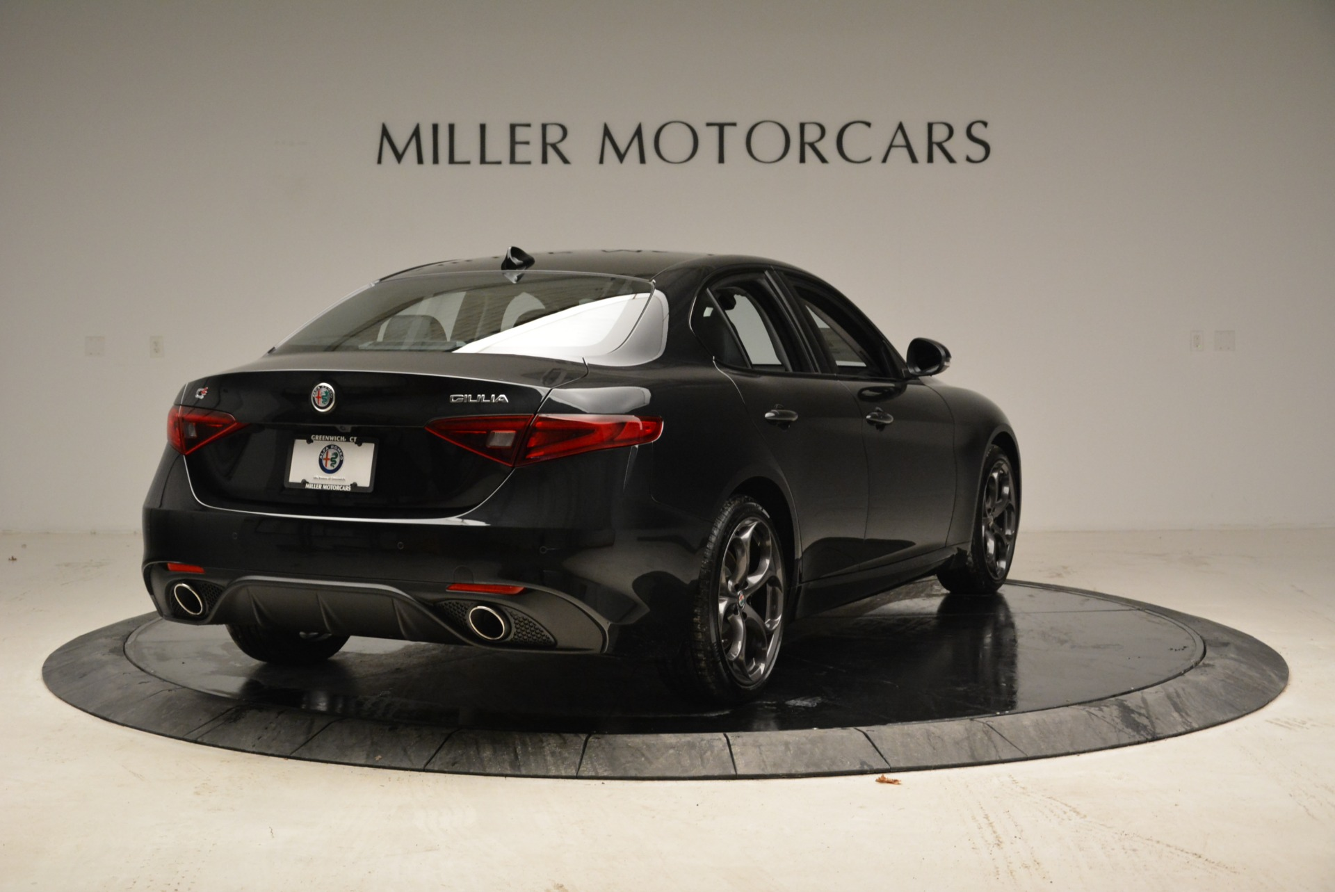 New 2019 Alfa Romeo Giulia Ti Sport Q4 For Sale In Greenwich, CT 2840_p7