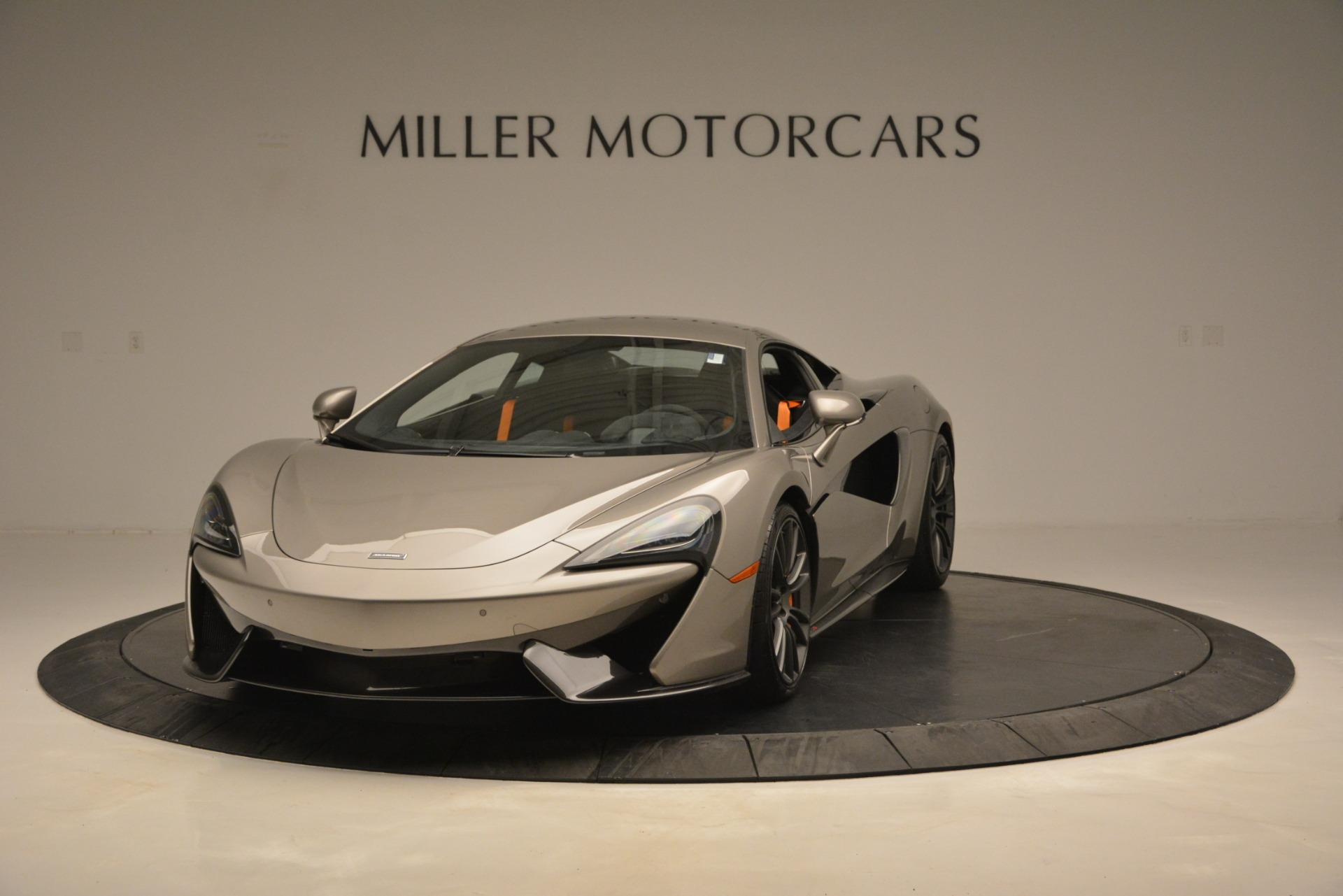 Used 2017 McLaren 570S Coupe For Sale In Greenwich, CT 2842_main