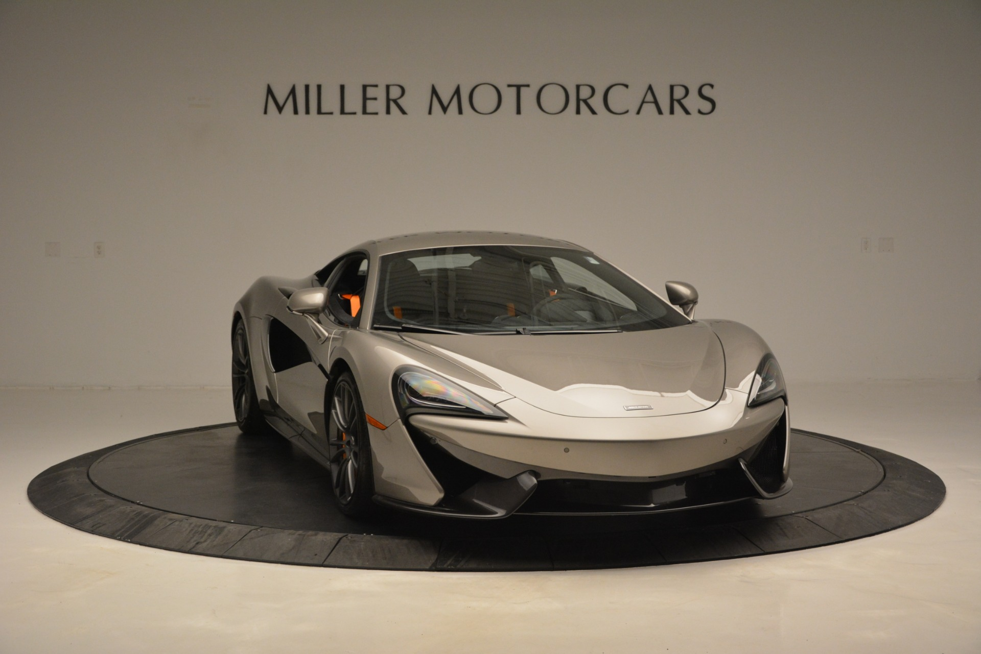 Used 2017 McLaren 570S Coupe For Sale In Greenwich, CT 2842_p11