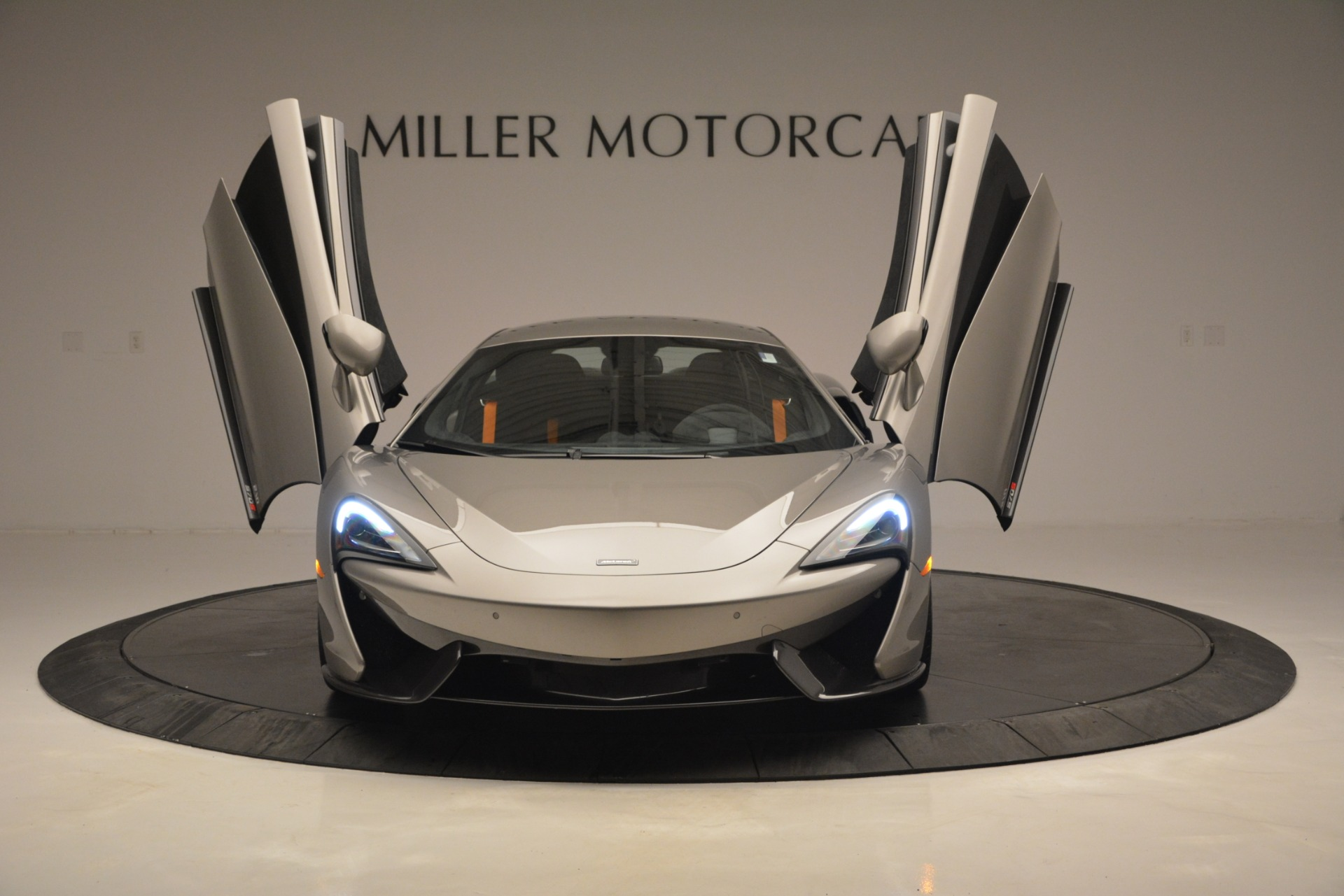 Used 2017 McLaren 570S Coupe For Sale In Greenwich, CT 2842_p13