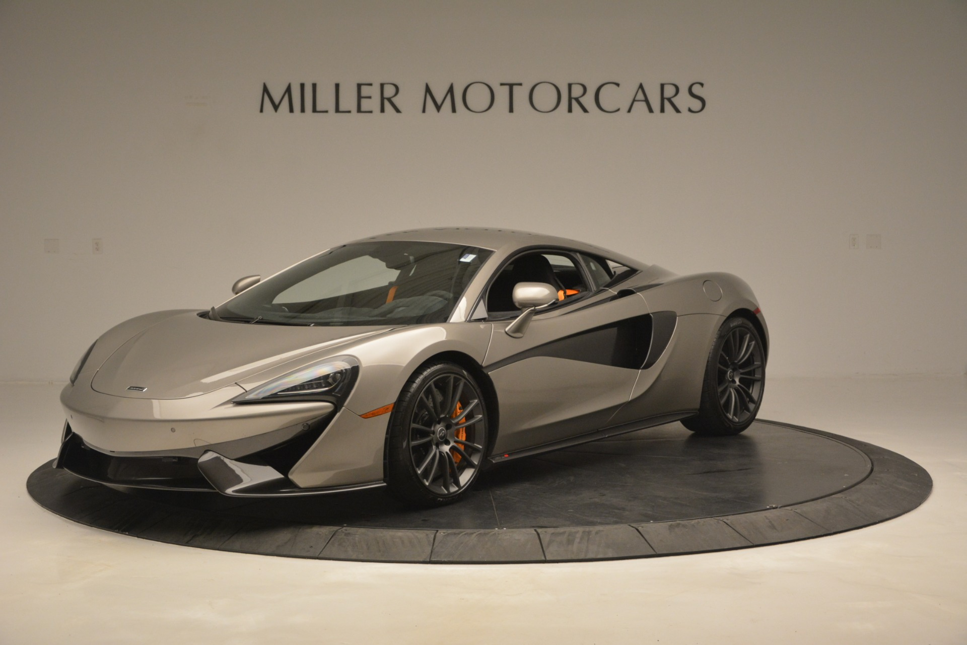Used 2017 McLaren 570S Coupe For Sale In Greenwich, CT 2842_p2