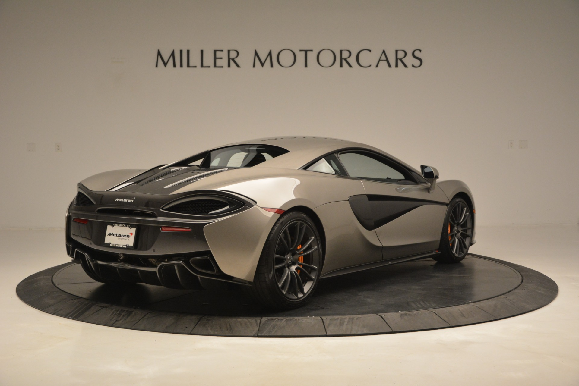 Used 2017 McLaren 570S Coupe For Sale In Greenwich, CT 2842_p7