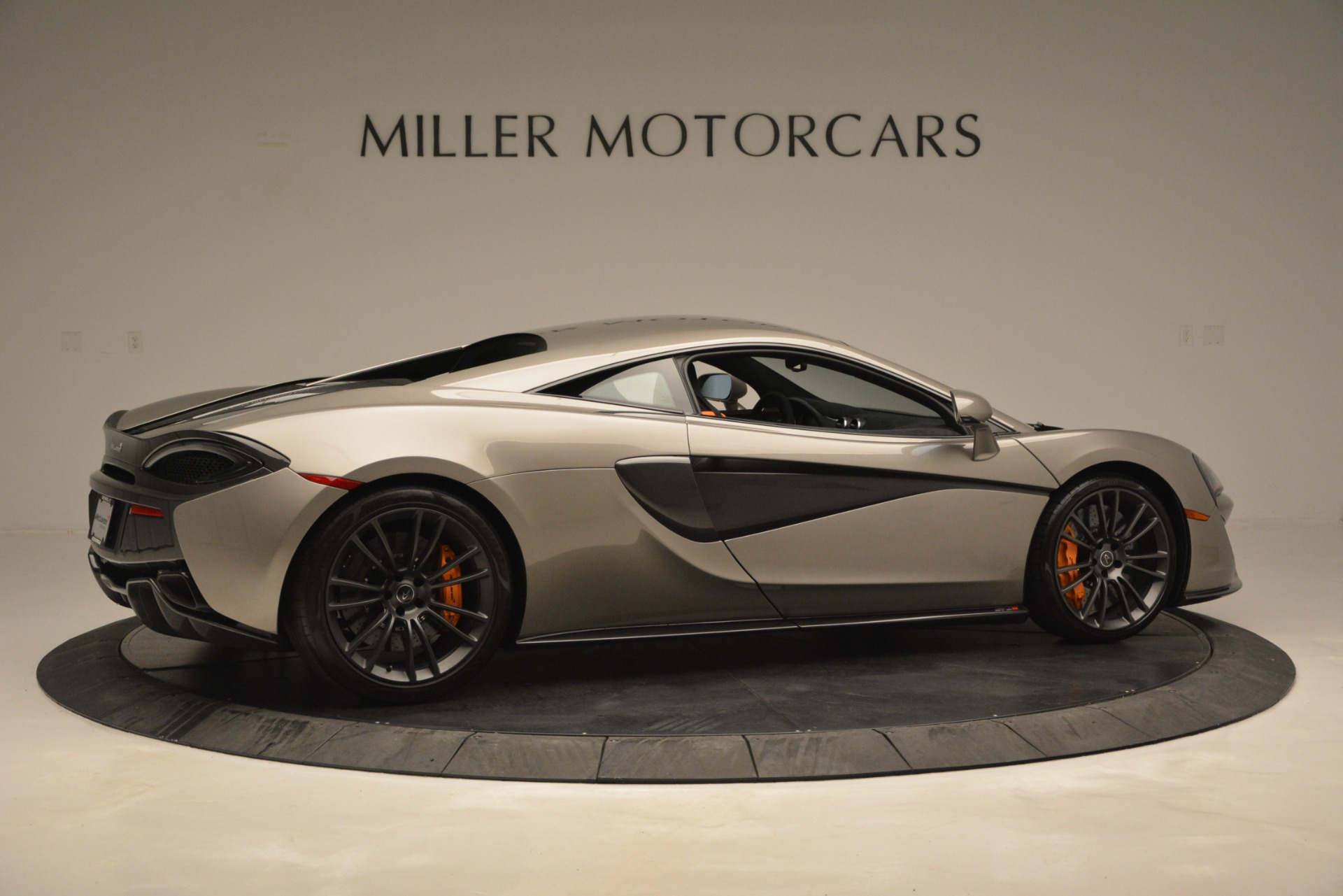 Used 2017 McLaren 570S Coupe For Sale In Greenwich, CT 2842_p8