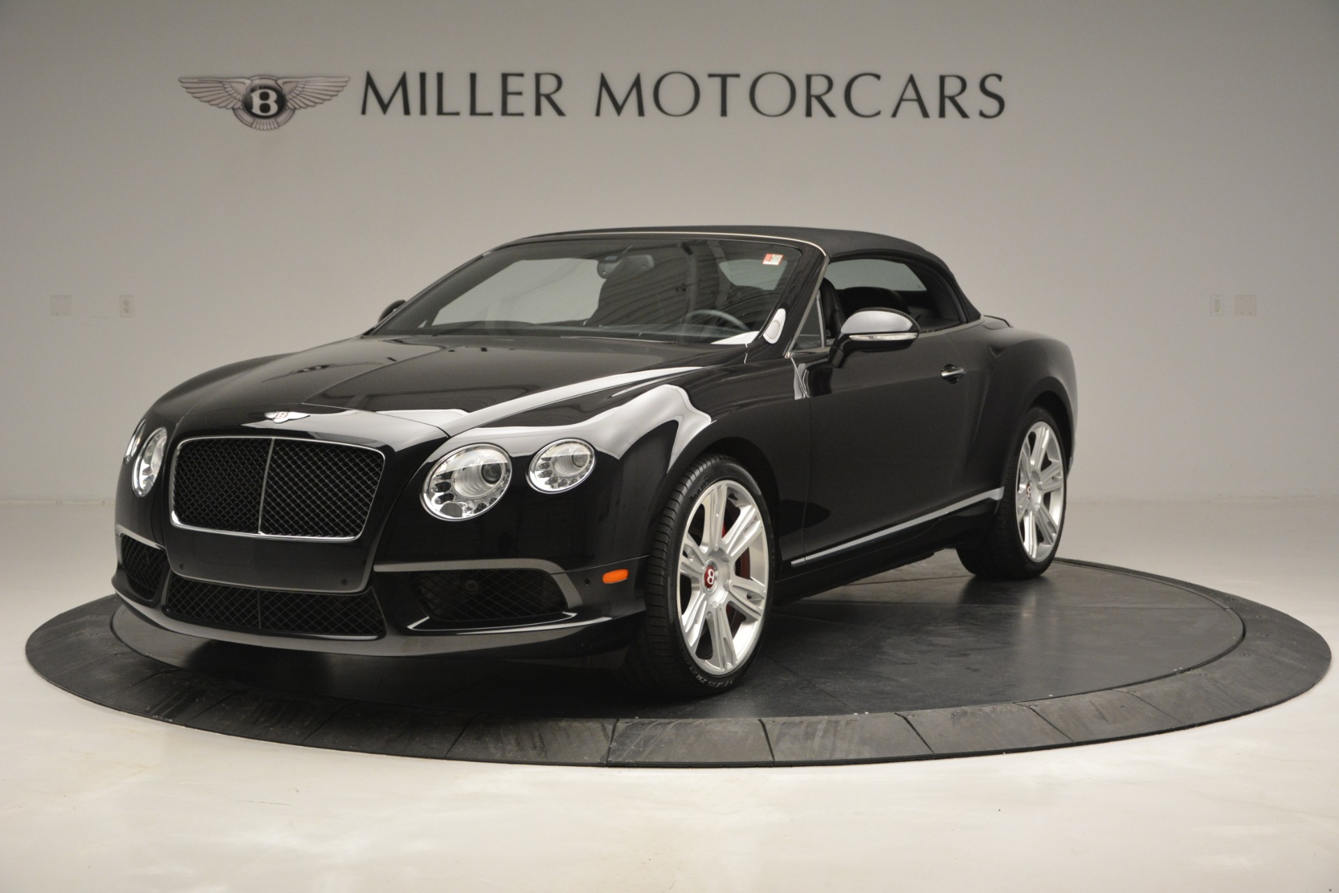 Used 2014 Bentley Continental GT V8 For Sale In Greenwich, CT 2844_p13