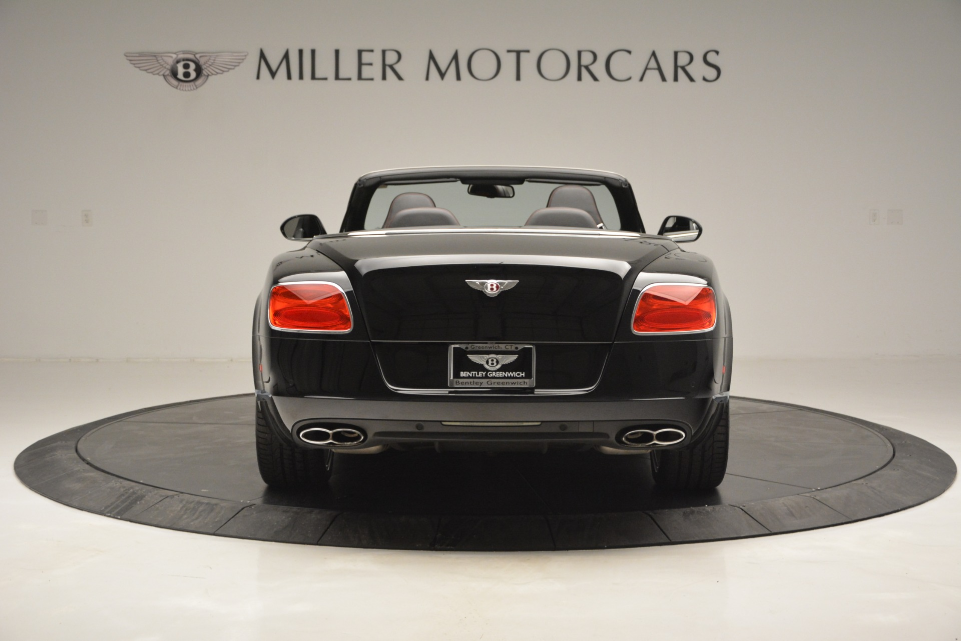 Used 2014 Bentley Continental GT V8 For Sale In Greenwich, CT 2844_p6