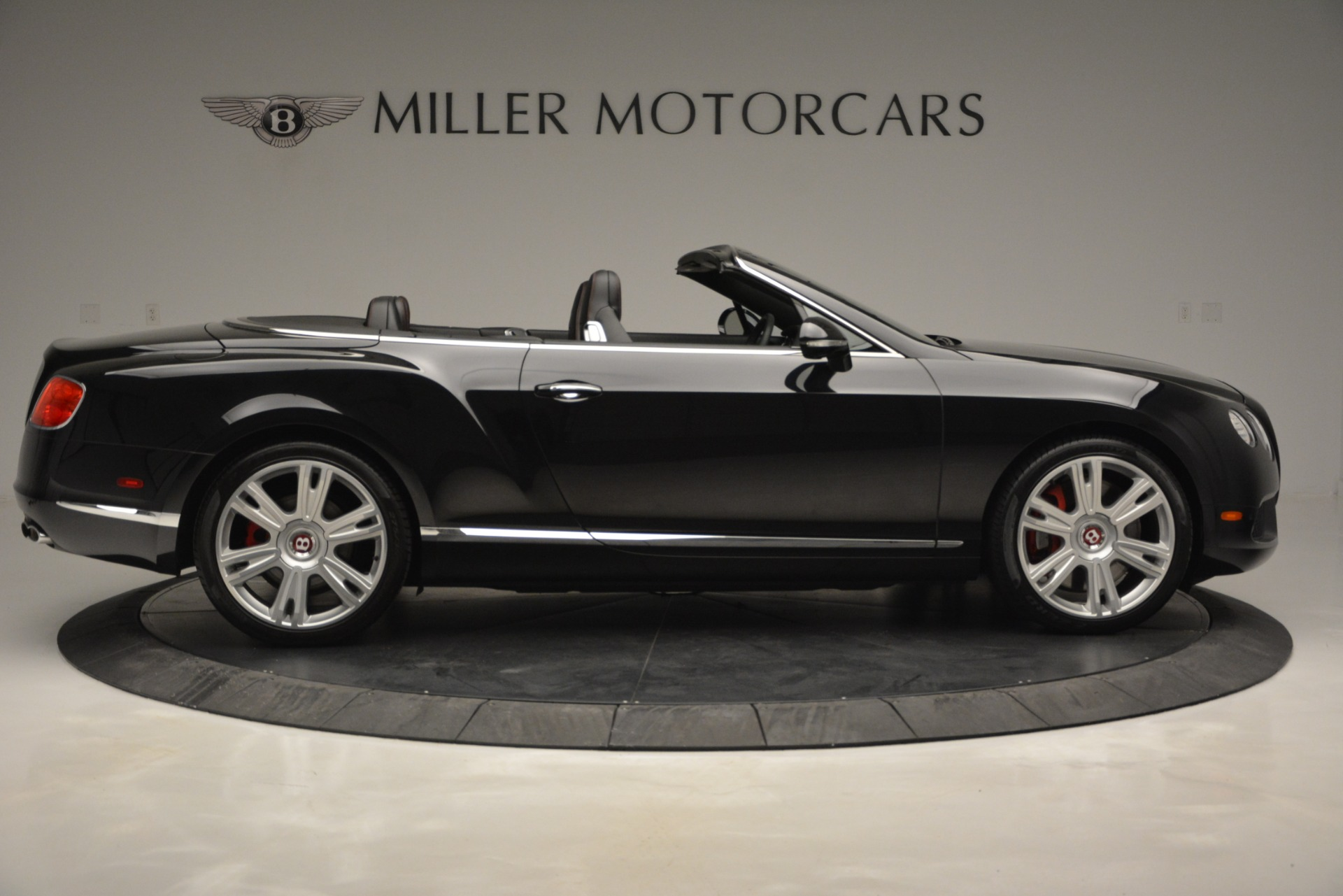Used 2014 Bentley Continental GT V8 For Sale In Greenwich, CT 2844_p9