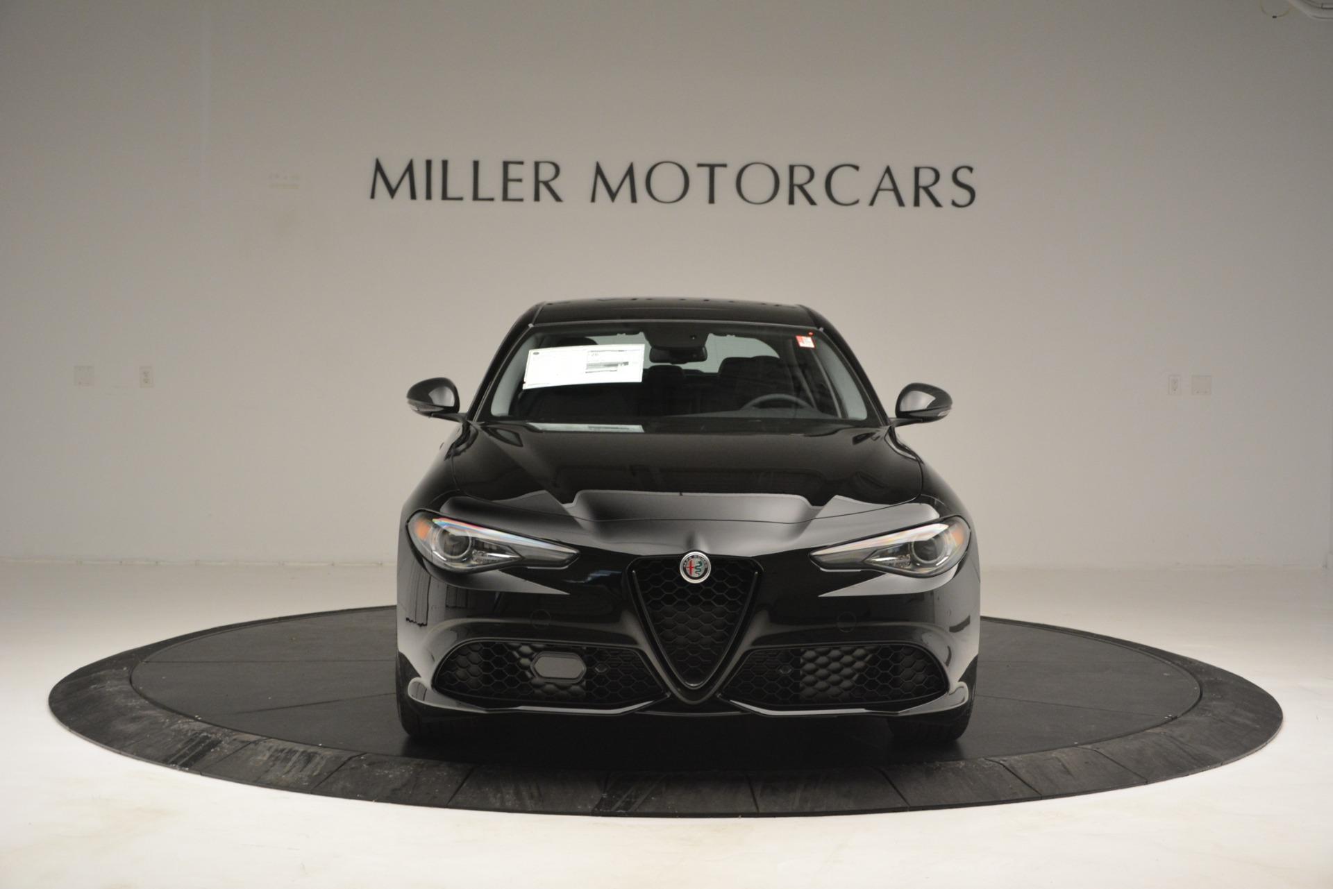 New 2019 Alfa Romeo Giulia Ti Q4 For Sale In Greenwich, CT 2847_p12