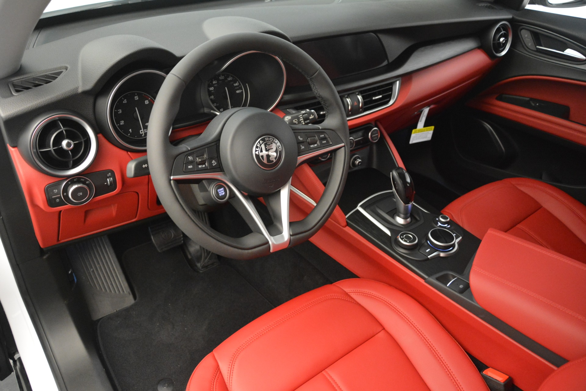 New 2019 Alfa Romeo Stelvio Q4 For Sale In Greenwich, CT 2849_p13