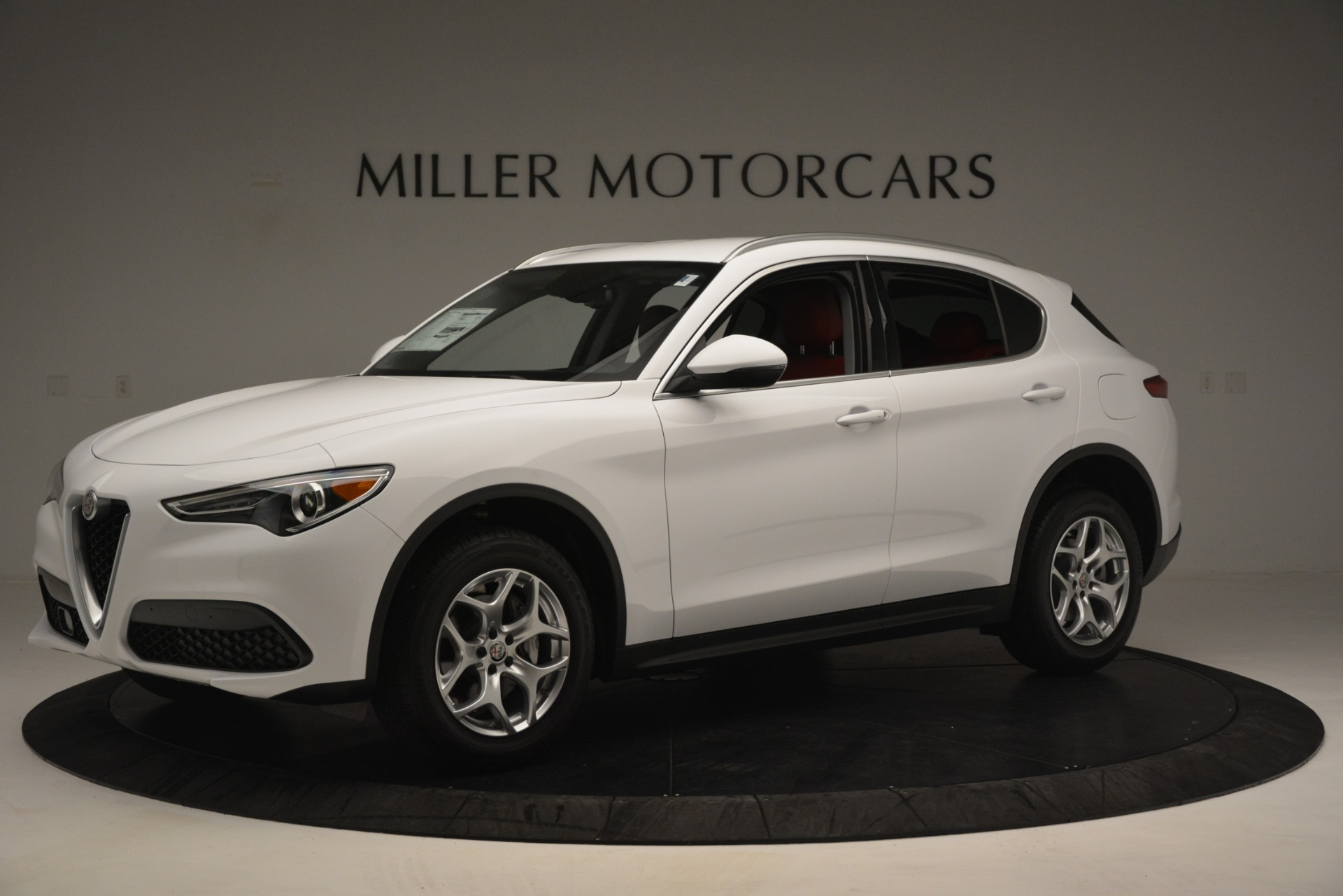 New 2019 Alfa Romeo Stelvio Q4 For Sale In Greenwich, CT 2849_p2