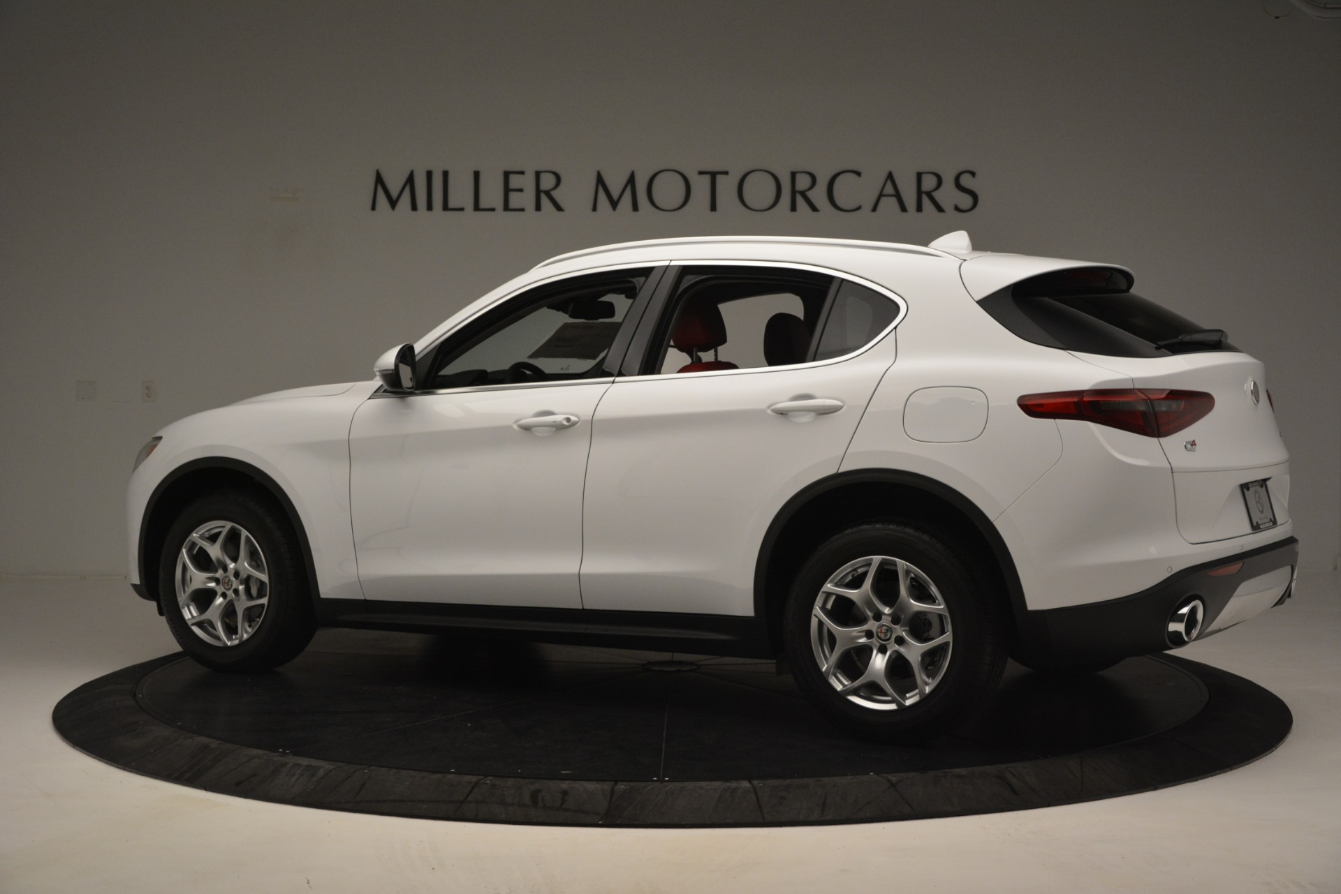 New 2019 Alfa Romeo Stelvio Q4 For Sale In Greenwich, CT 2849_p4