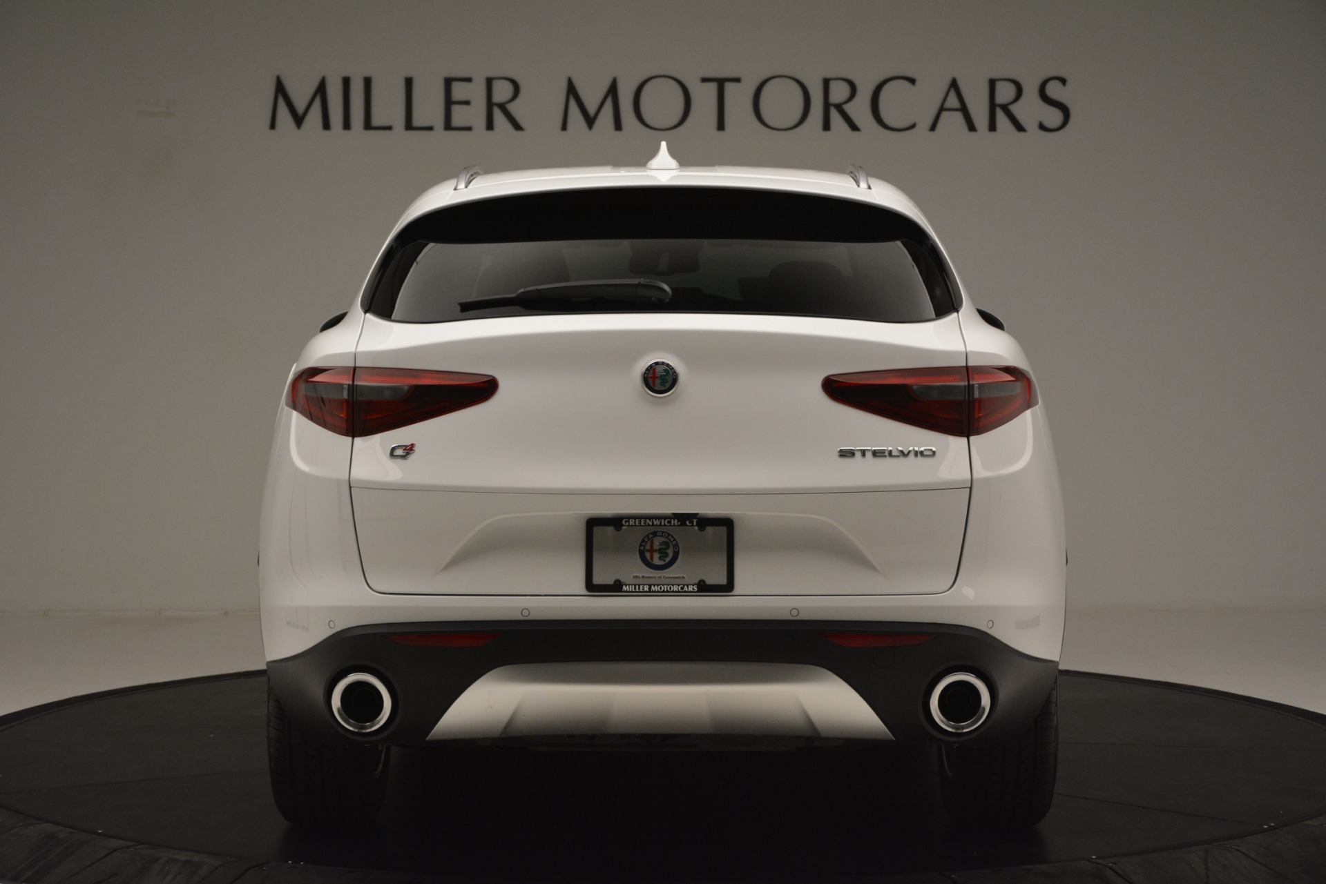 New 2019 Alfa Romeo Stelvio Q4 For Sale In Greenwich, CT 2849_p6
