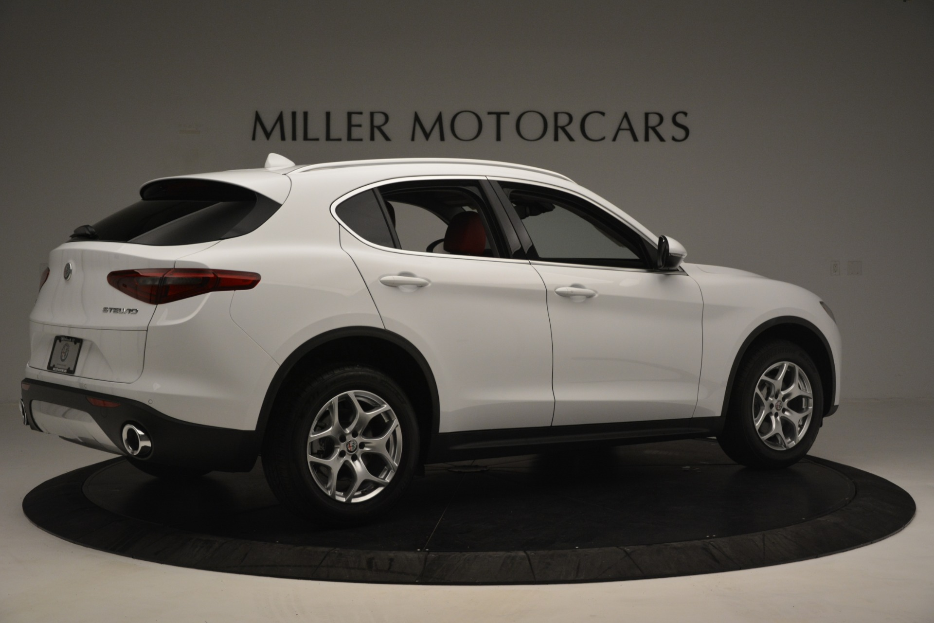 New 2019 Alfa Romeo Stelvio Q4 For Sale In Greenwich, CT 2849_p8
