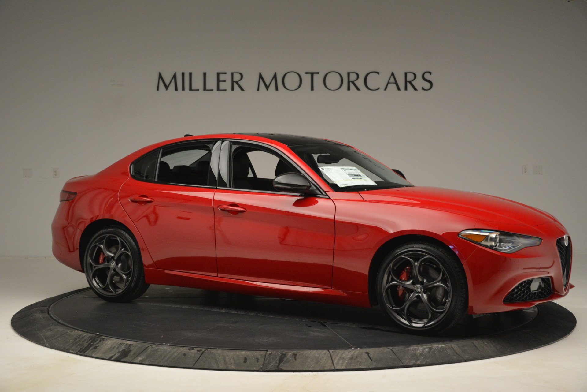 New 2019 Alfa Romeo Giulia Ti Q4 For Sale In Greenwich, CT 2853_p10