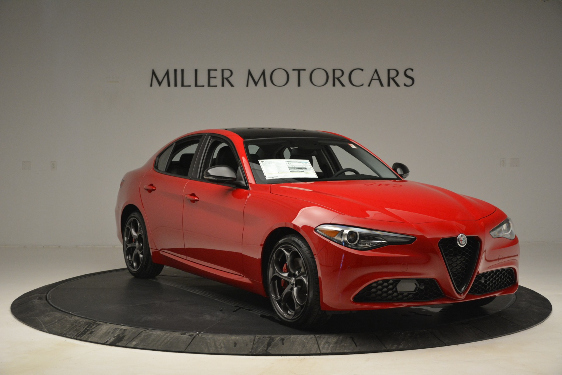 New 2019 Alfa Romeo Giulia Ti Q4 For Sale In Greenwich, CT 2853_p11