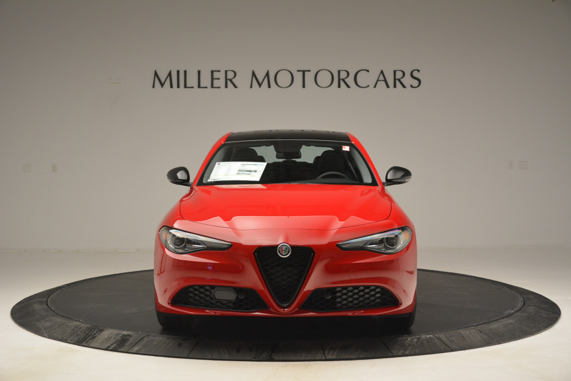 New 2019 Alfa Romeo Giulia Ti Q4 For Sale In Greenwich, CT 2853_p12