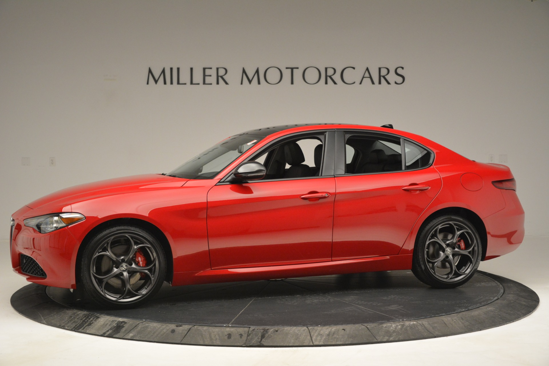 New 2019 Alfa Romeo Giulia Ti Q4 For Sale In Greenwich, CT 2853_p2