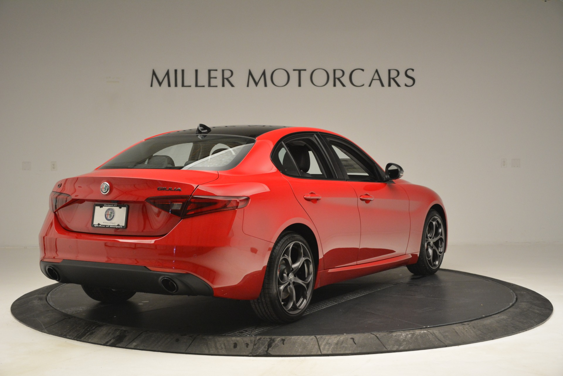 New 2019 Alfa Romeo Giulia Ti Q4 For Sale In Greenwich, CT 2853_p7