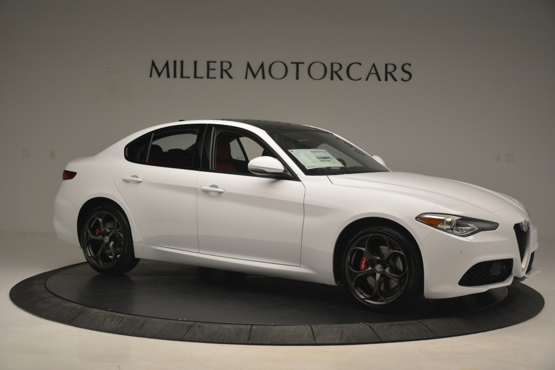 New 2019 Alfa Romeo Giulia Ti Sport Q4 For Sale In Greenwich, CT 2859_p10