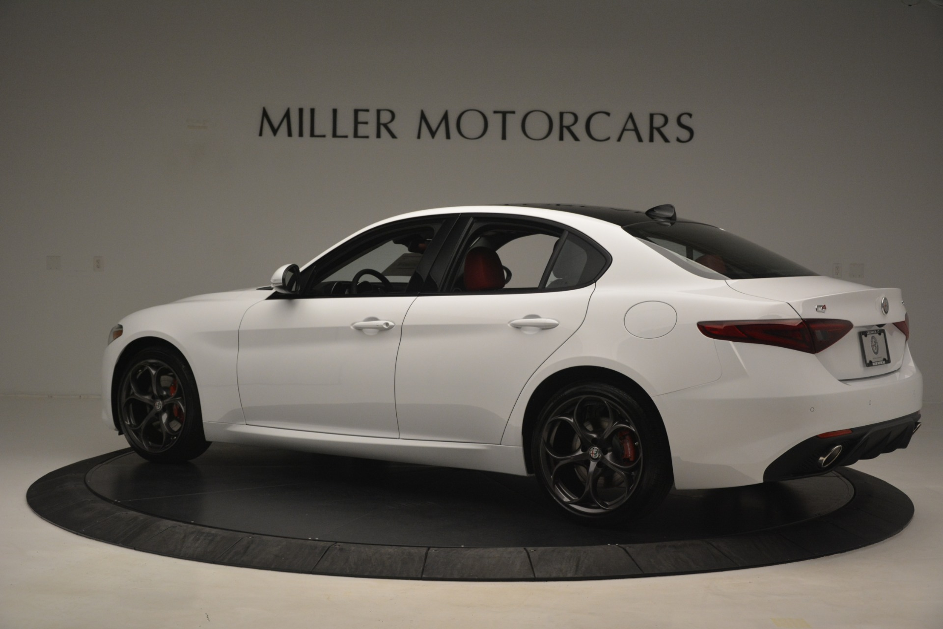 New 2019 Alfa Romeo Giulia Ti Sport Q4 For Sale In Greenwich, CT 2859_p4