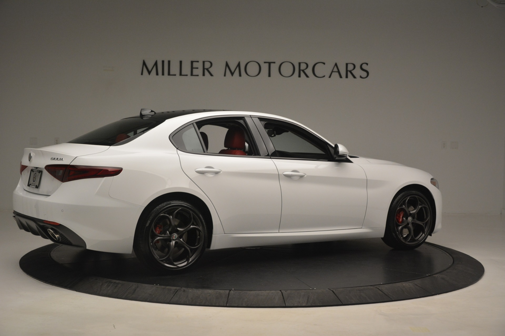 New 2019 Alfa Romeo Giulia Ti Sport Q4 For Sale In Greenwich, CT 2859_p8