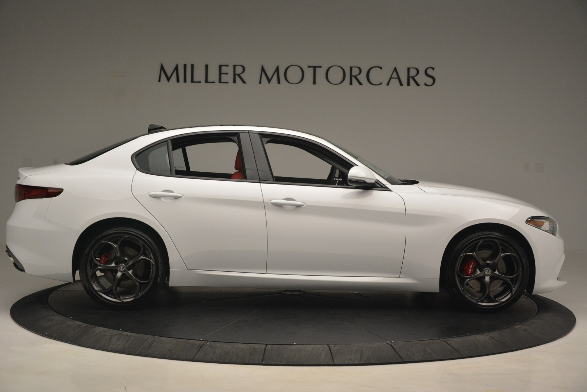 New 2019 Alfa Romeo Giulia Ti Sport Q4 For Sale In Greenwich, CT 2859_p9