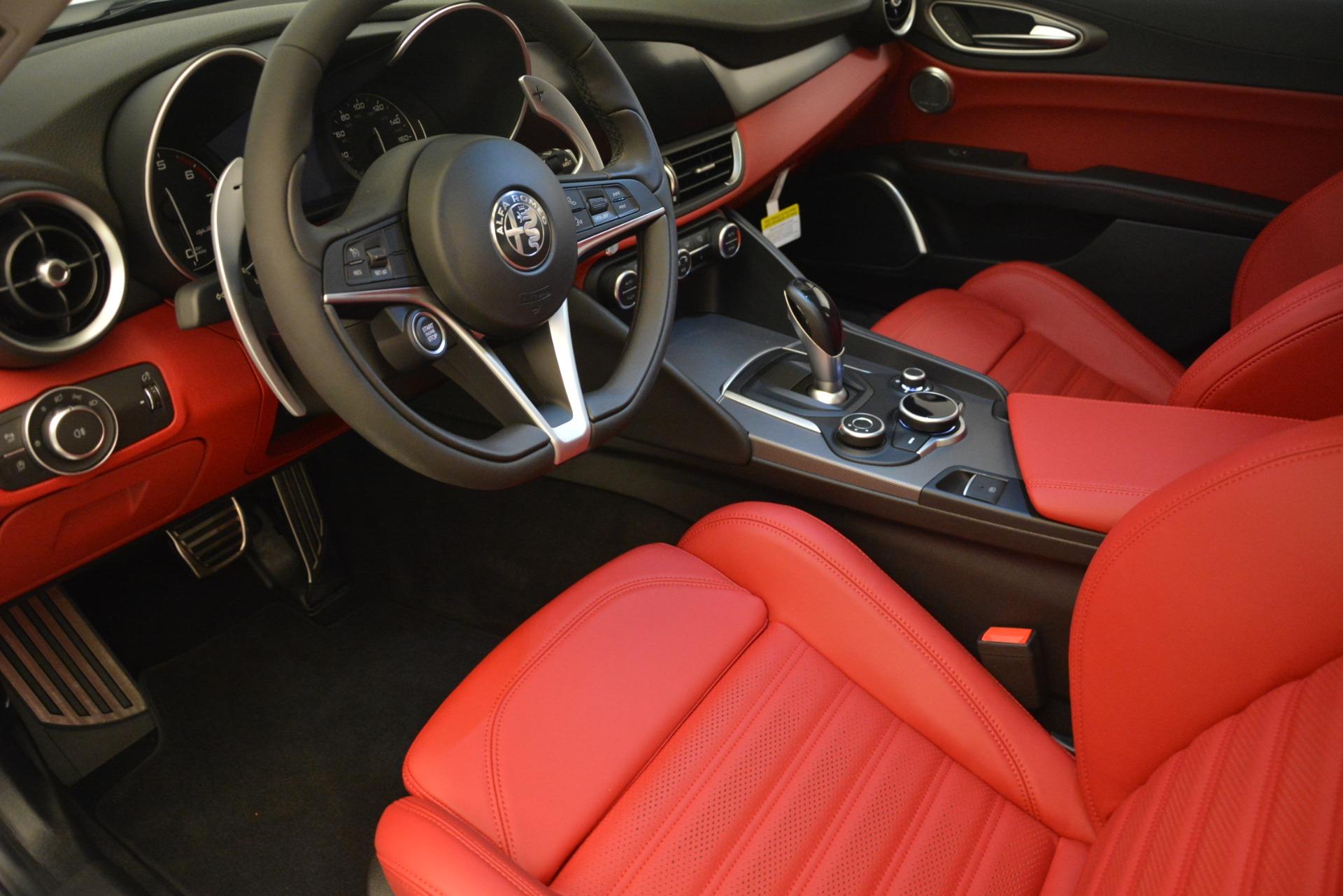 New 2019 Alfa Romeo Giulia Ti Sport Q4 For Sale In Greenwich, CT 2860_p13