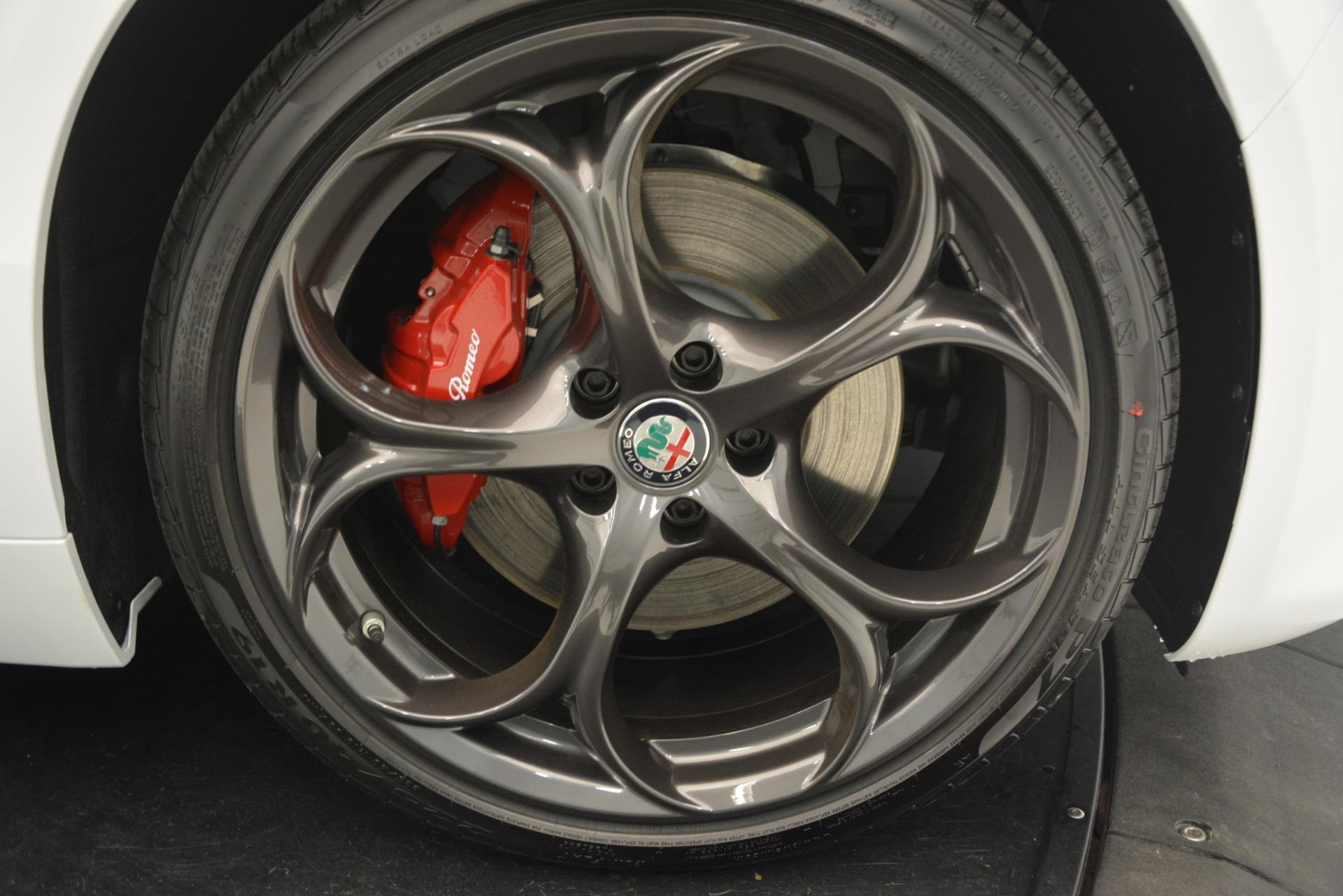 New 2019 Alfa Romeo Giulia Ti Sport Q4 For Sale In Greenwich, CT 2860_p25