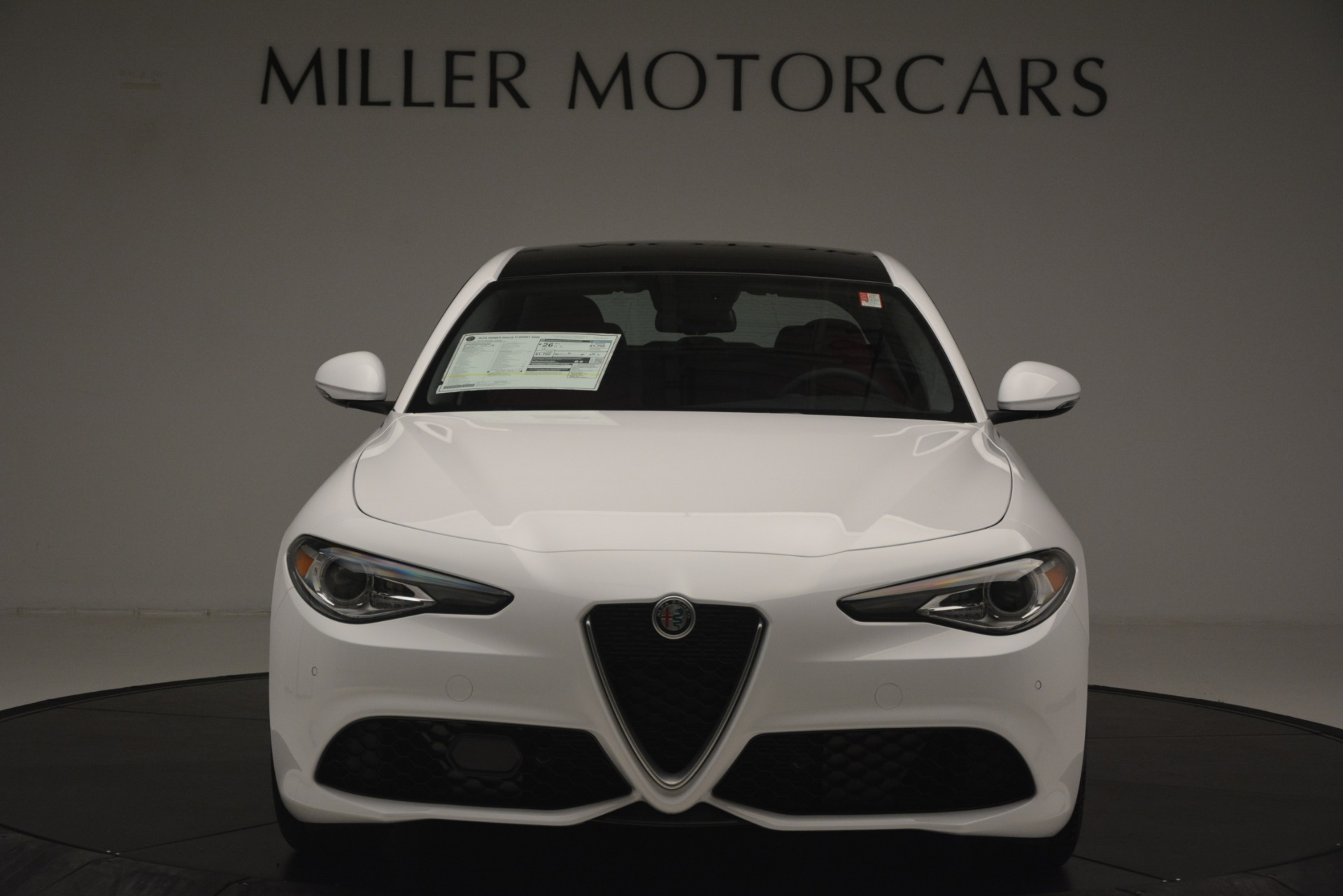 New 2019 Alfa Romeo Giulia Ti Sport Q4 For Sale In Greenwich, CT 2861_p12