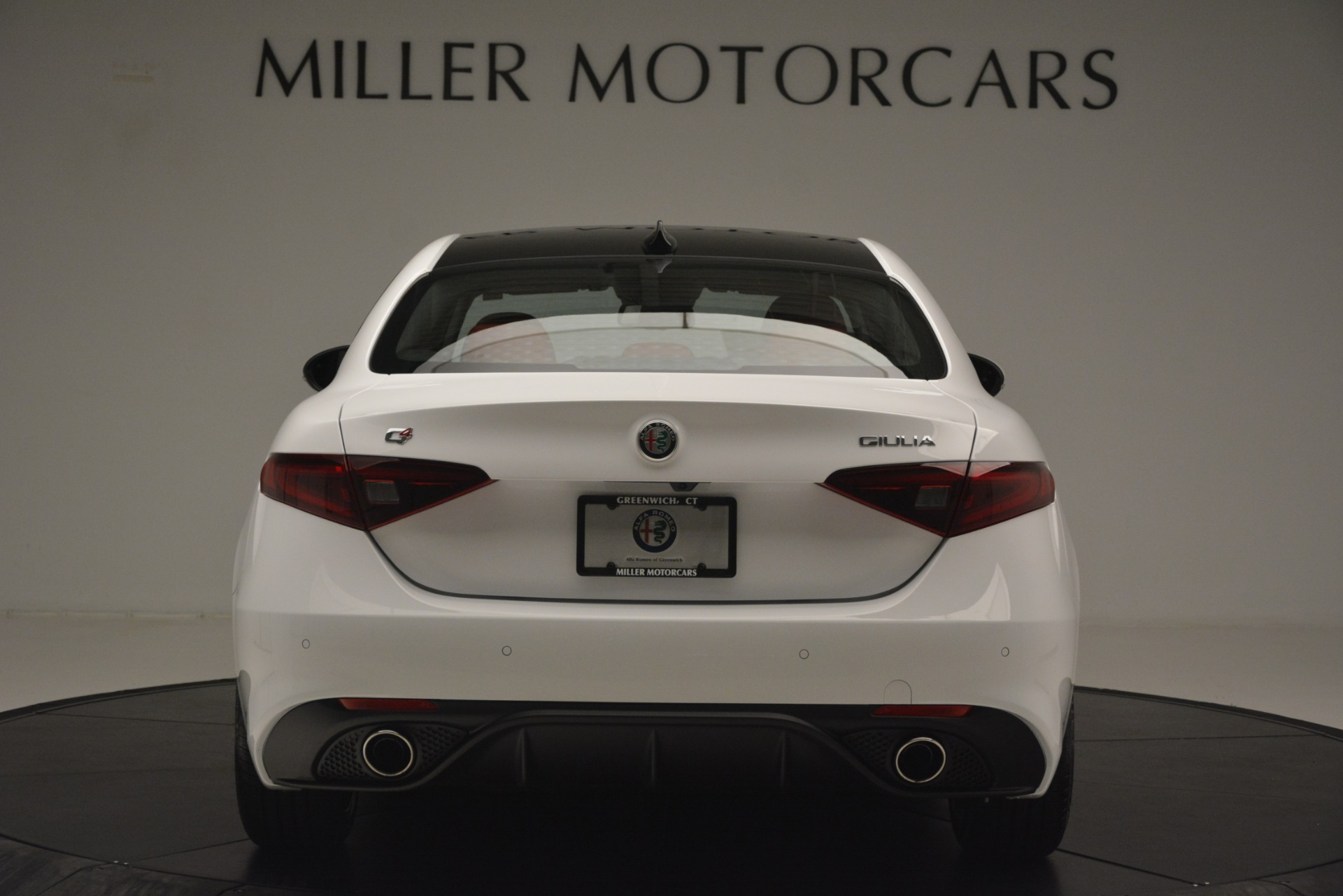 New 2019 Alfa Romeo Giulia Ti Sport Q4 For Sale In Greenwich, CT 2861_p6