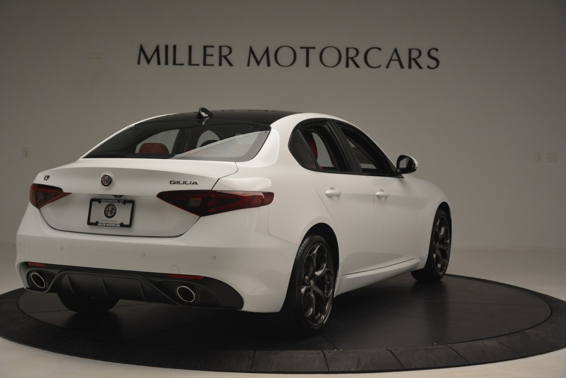 New 2019 Alfa Romeo Giulia Ti Sport Q4 For Sale In Greenwich, CT 2861_p7