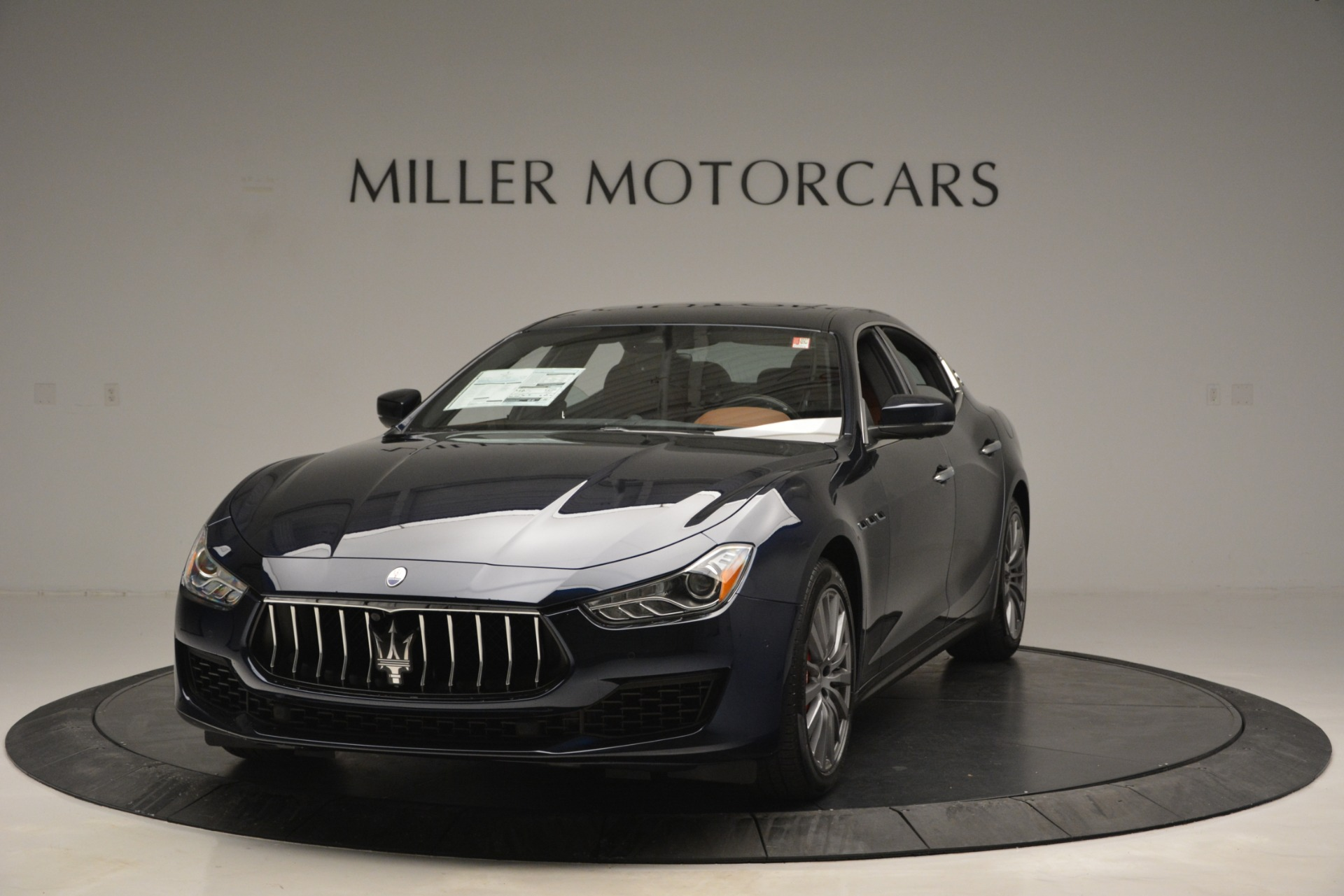 New 2019 Maserati Ghibli S Q4 For Sale In Greenwich, CT 2862_main
