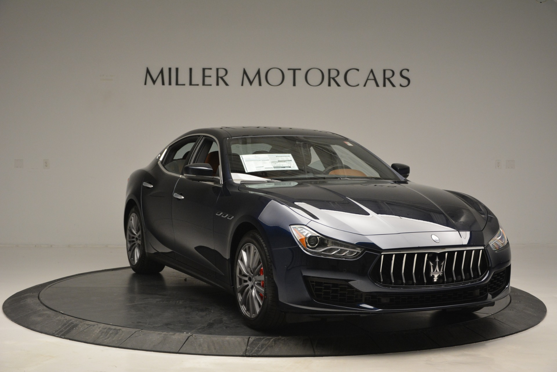 New 2019 Maserati Ghibli S Q4 For Sale In Greenwich, CT 2862_p11