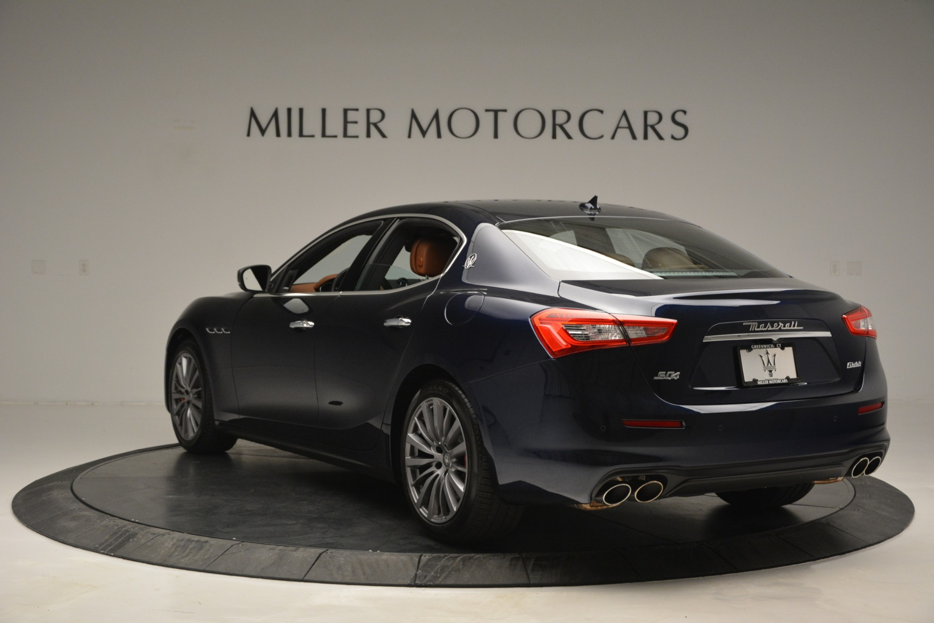 New 2019 Maserati Ghibli S Q4 For Sale In Greenwich, CT 2862_p5