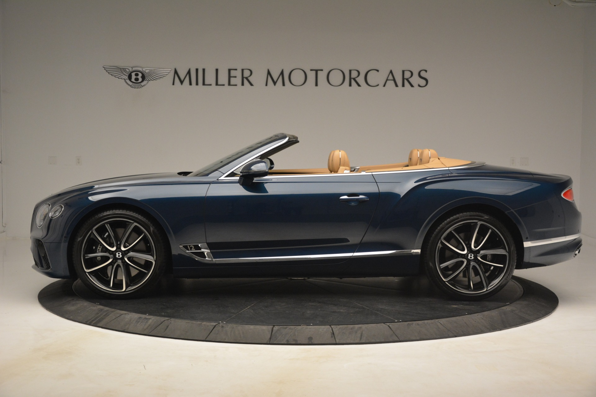 New 2020 Bentley Continental GTC  For Sale In Greenwich, CT 2865_p3