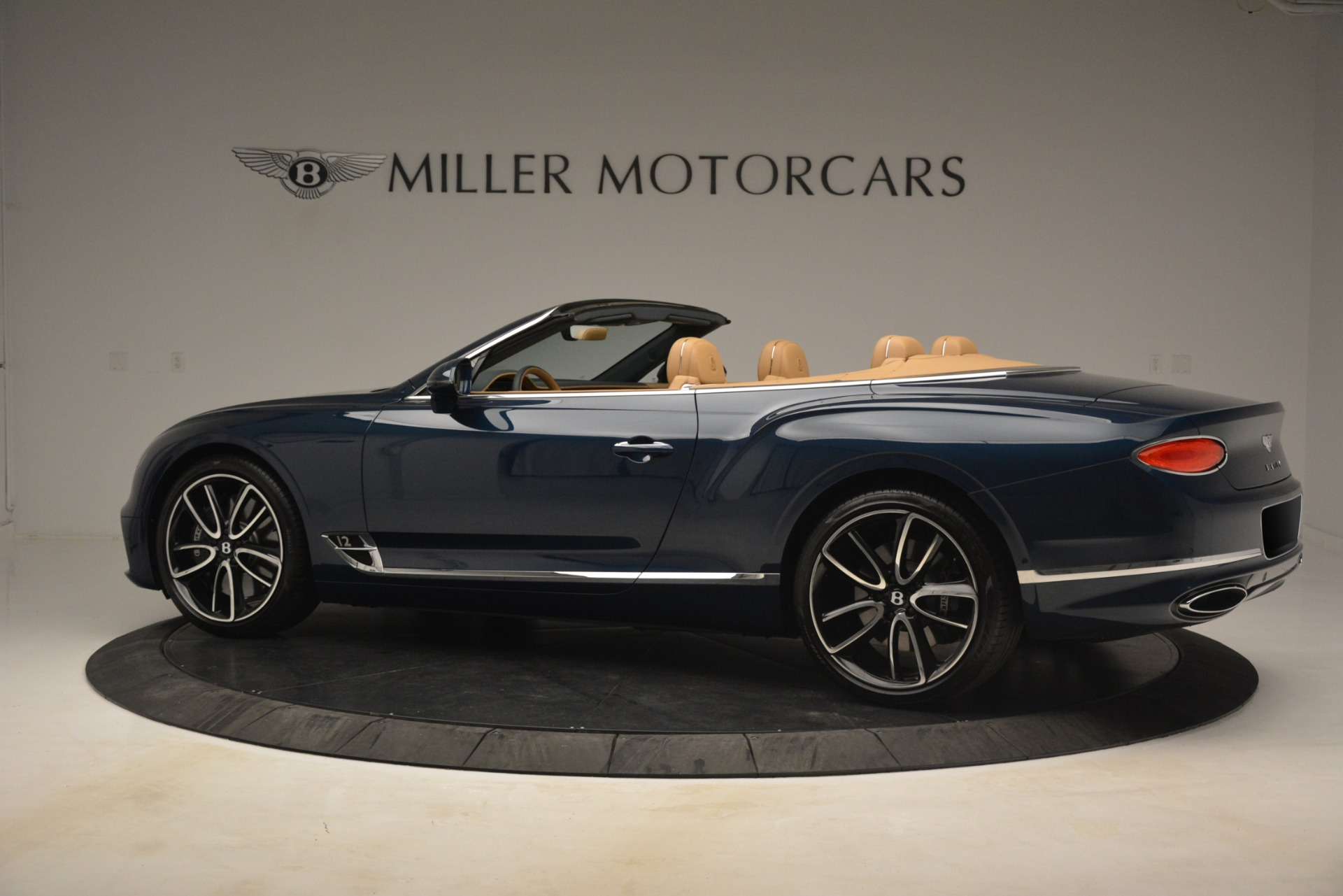 New 2020 Bentley Continental GTC  For Sale In Greenwich, CT 2865_p4