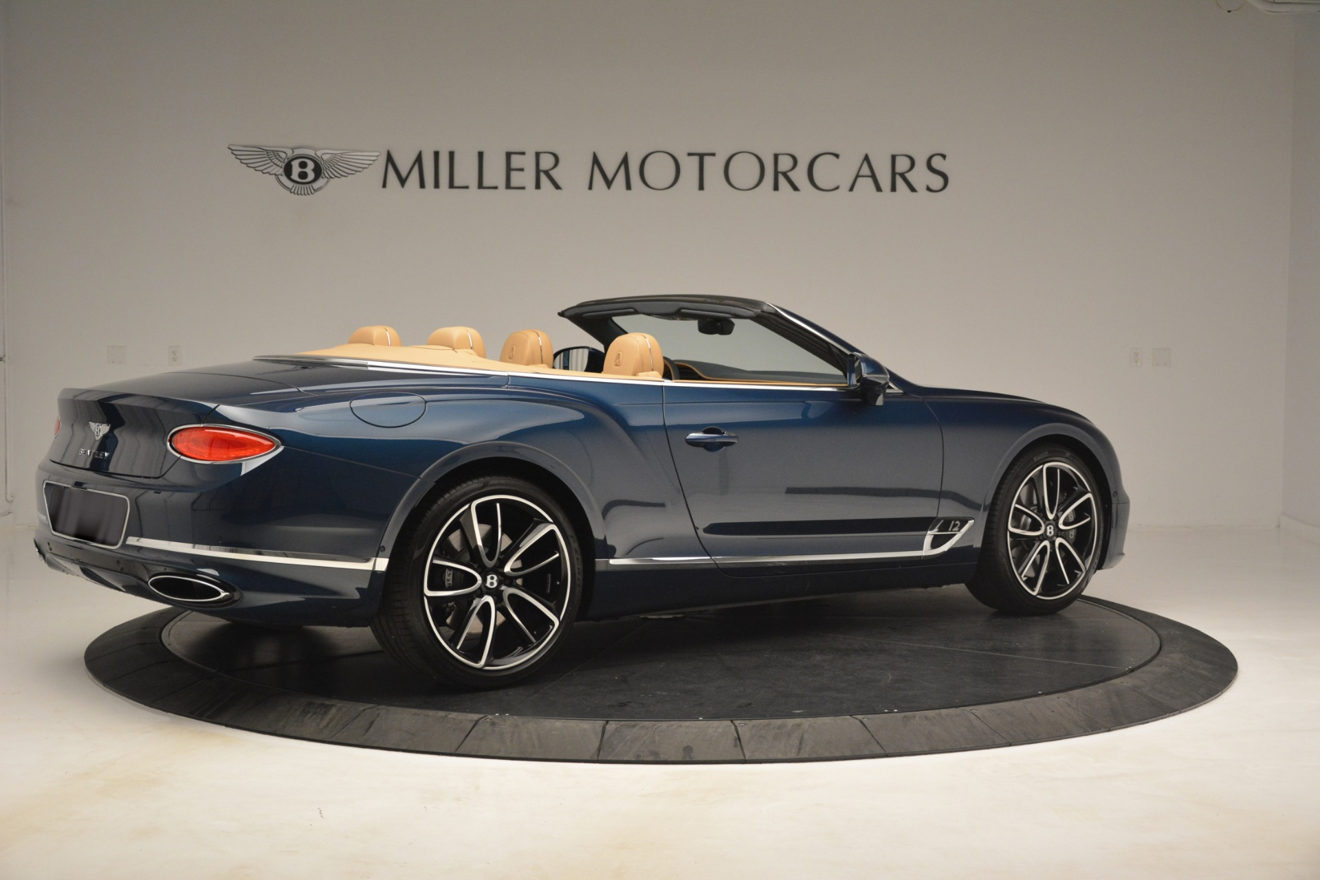 New 2020 Bentley Continental GTC  For Sale In Greenwich, CT 2865_p8