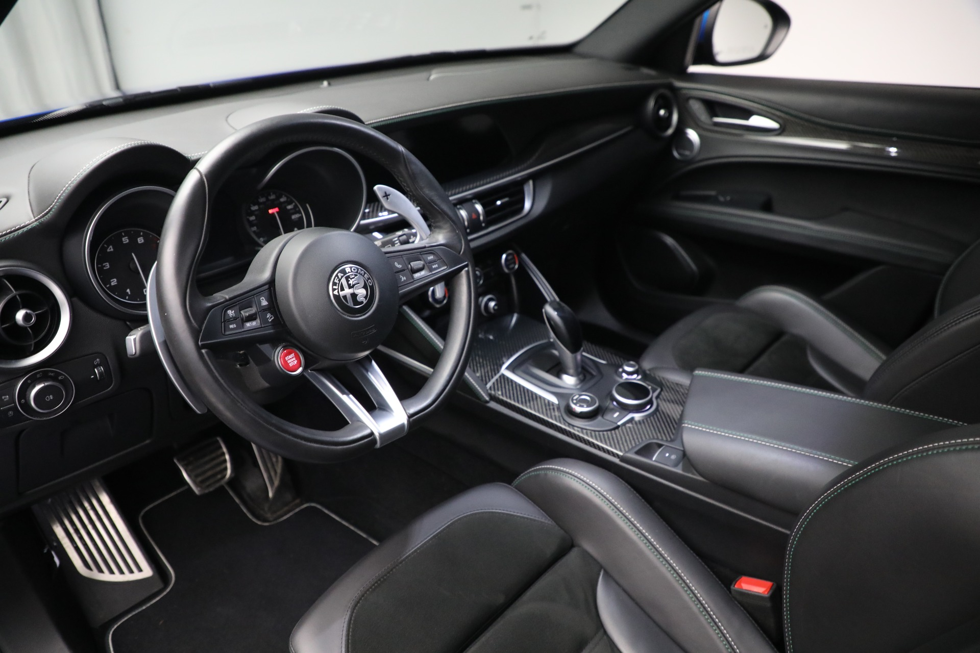 New 2019 Alfa Romeo Stelvio Quadrifoglio For Sale In Greenwich, CT 2867_p13