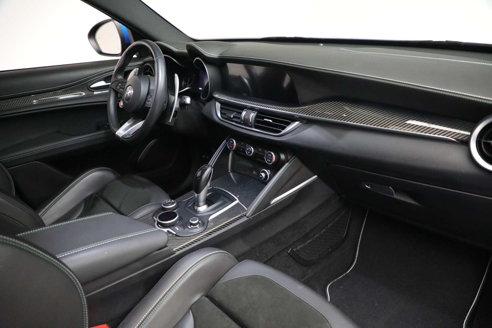 New 2019 Alfa Romeo Stelvio Quadrifoglio For Sale In Greenwich, CT 2867_p20