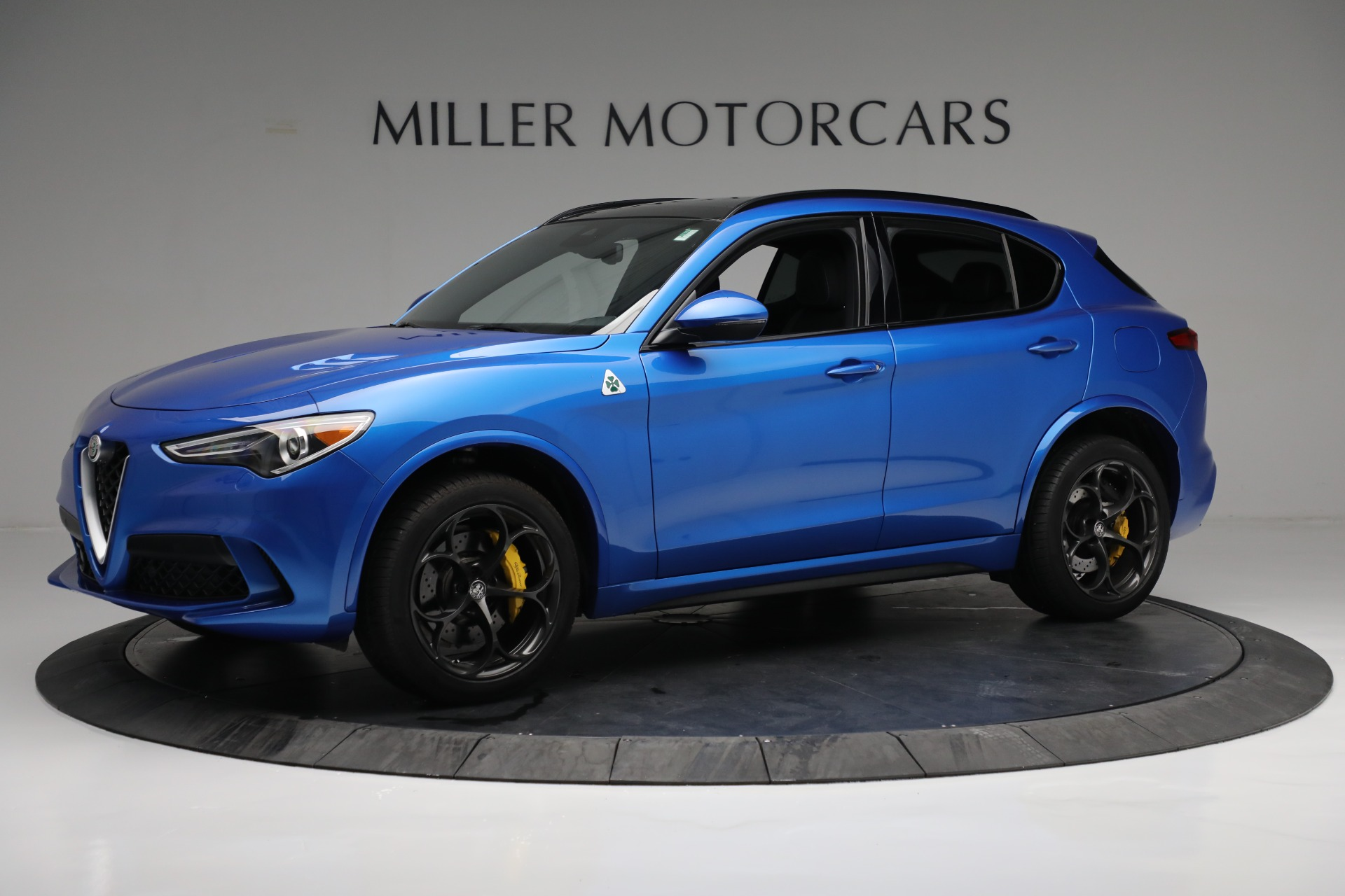 New 2019 Alfa Romeo Stelvio Quadrifoglio For Sale In Greenwich, CT 2867_p2