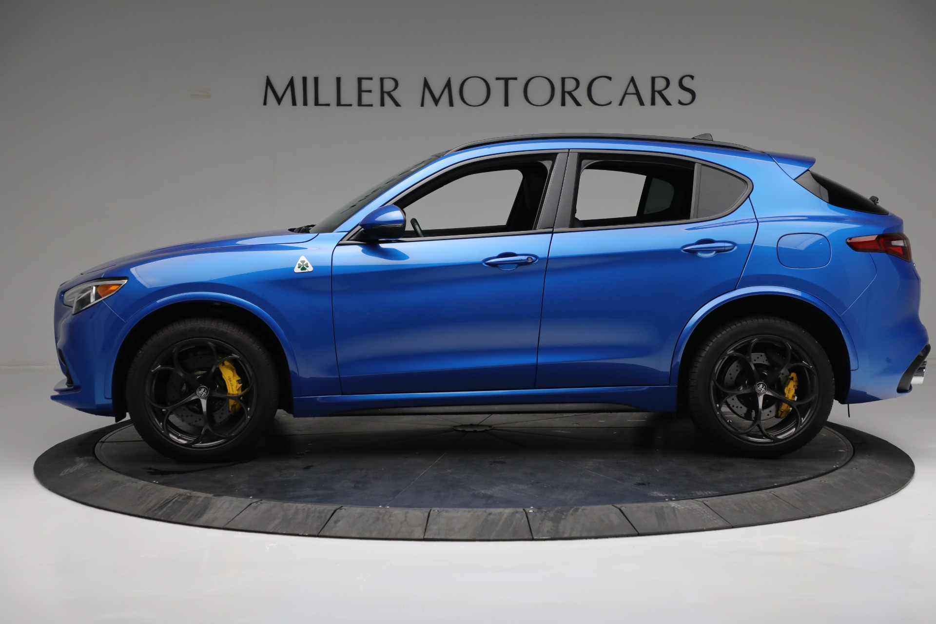 New 2019 Alfa Romeo Stelvio Quadrifoglio For Sale In Greenwich, CT 2867_p3