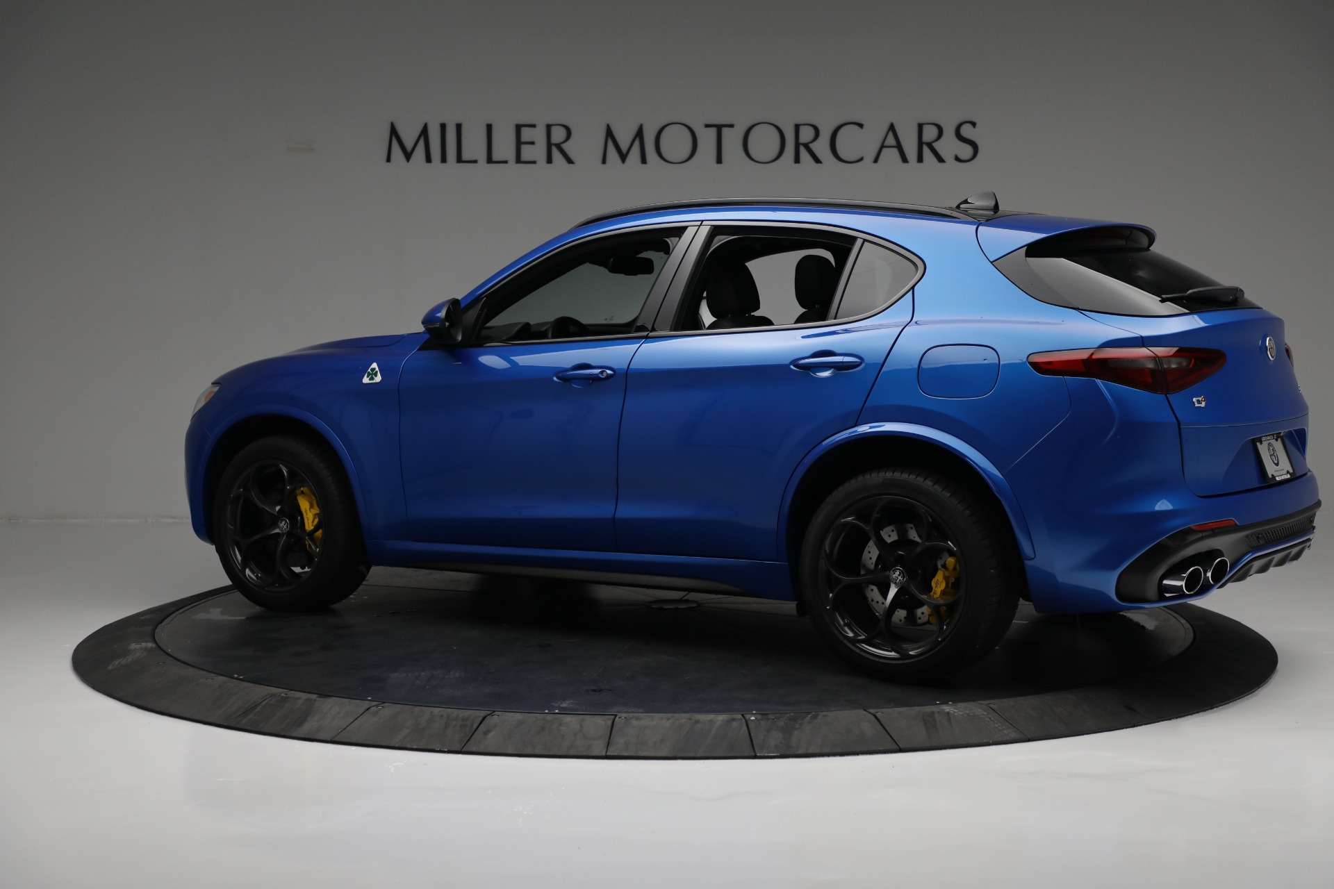 New 2019 Alfa Romeo Stelvio Quadrifoglio For Sale In Greenwich, CT 2867_p4