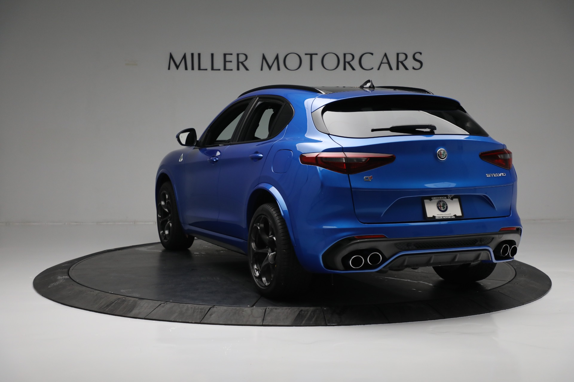 New 2019 Alfa Romeo Stelvio Quadrifoglio For Sale In Greenwich, CT 2867_p5