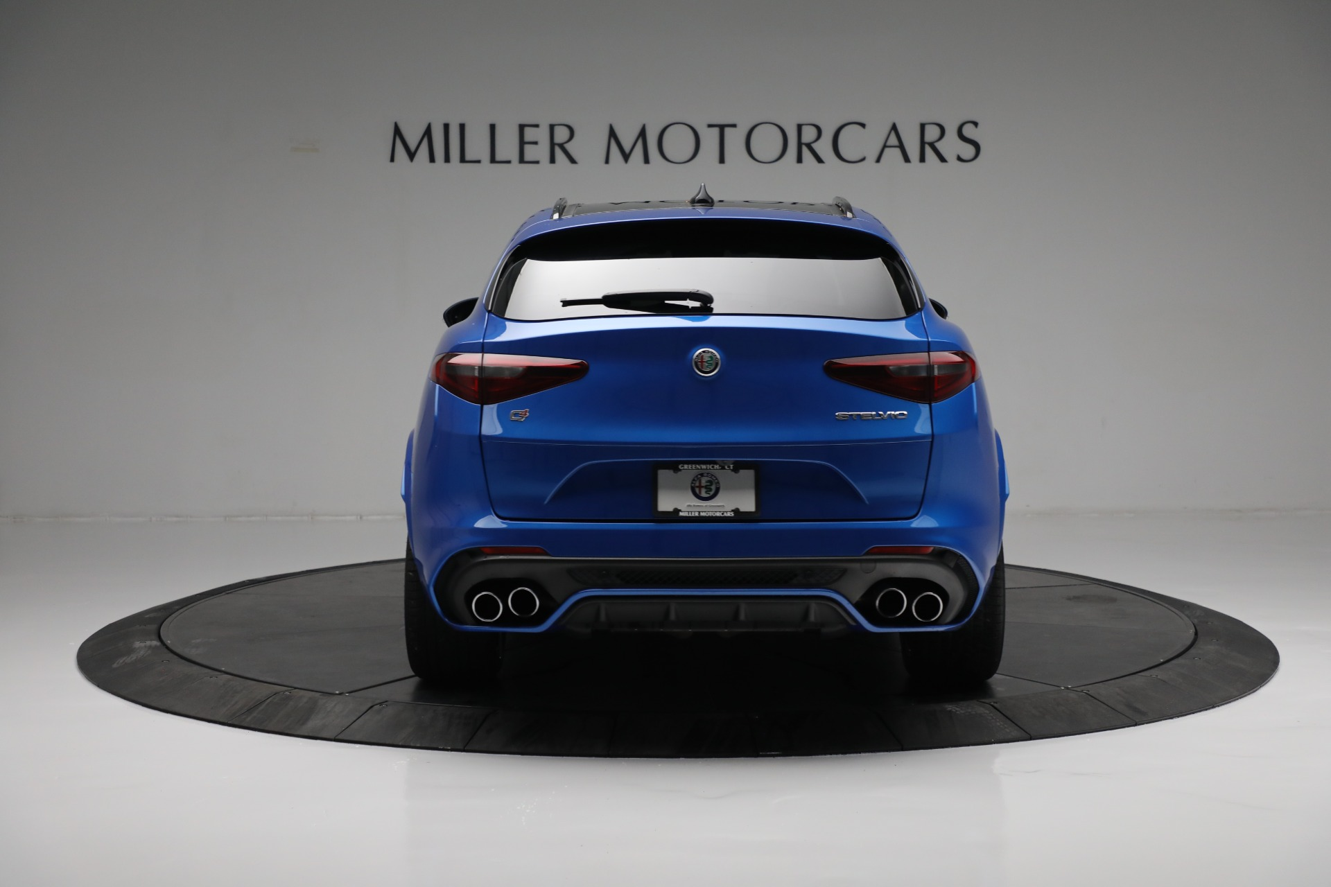 New 2019 Alfa Romeo Stelvio Quadrifoglio For Sale In Greenwich, CT 2867_p6